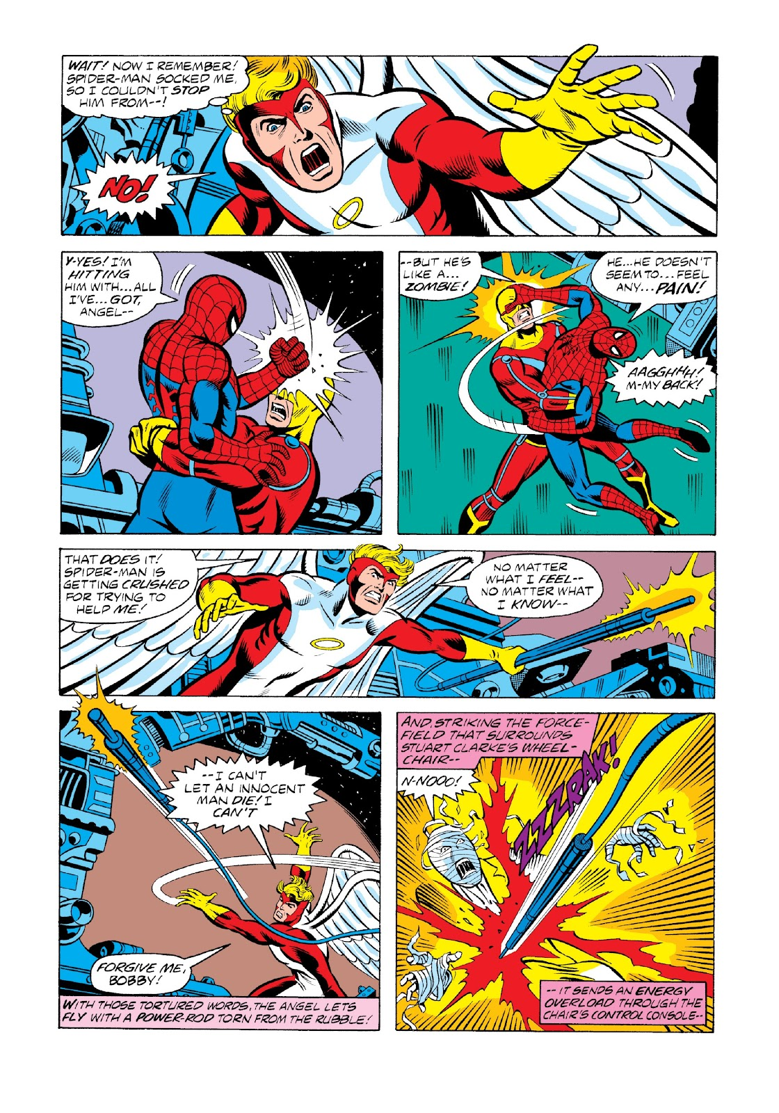Read online Marvel Masterworks: The Spectacular Spider-Man comic -  Issue # TPB 2 (Part 1) - 43