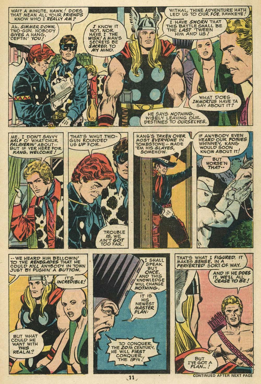 The Avengers (1963) 142 Page 7