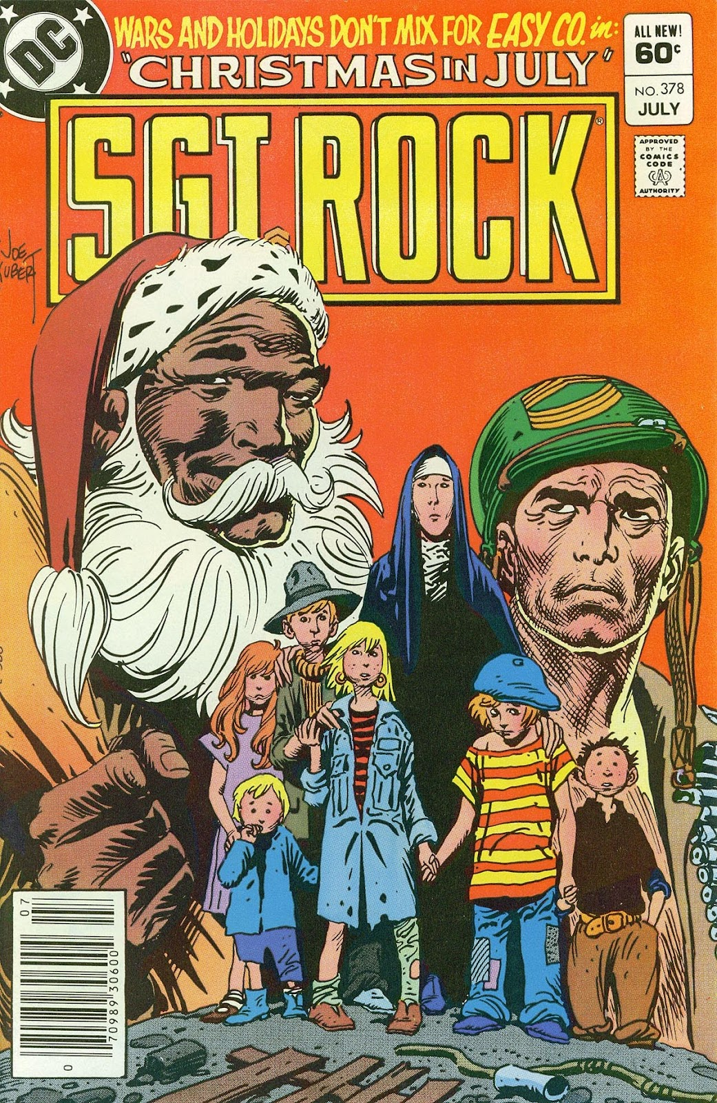 Sgt. Rock issue 378 - Page 1