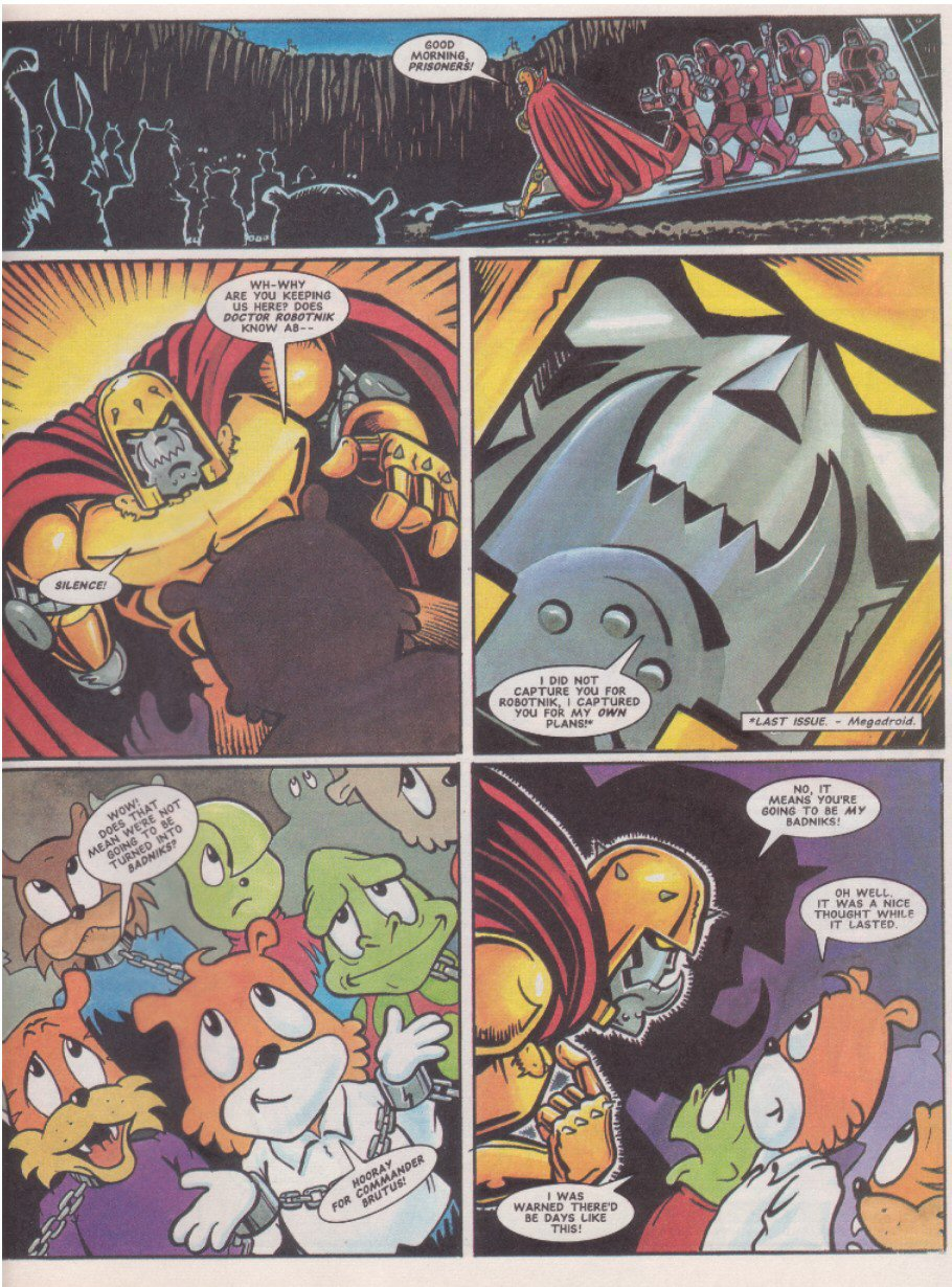 Read online Sonic the Comic comic -  Issue #70 - 26