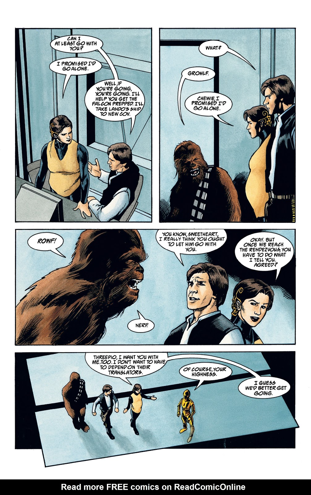 Read online Star Wars Legends: The New Republic - Epic Collection comic -  Issue # TPB 4 (Part 2) - 65