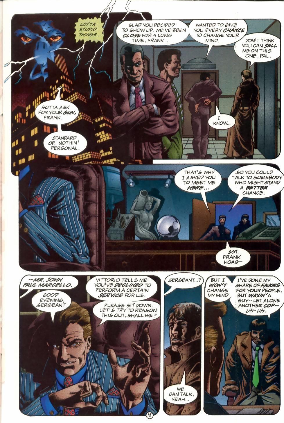 Read online Sludge comic -  Issue #1 - 16