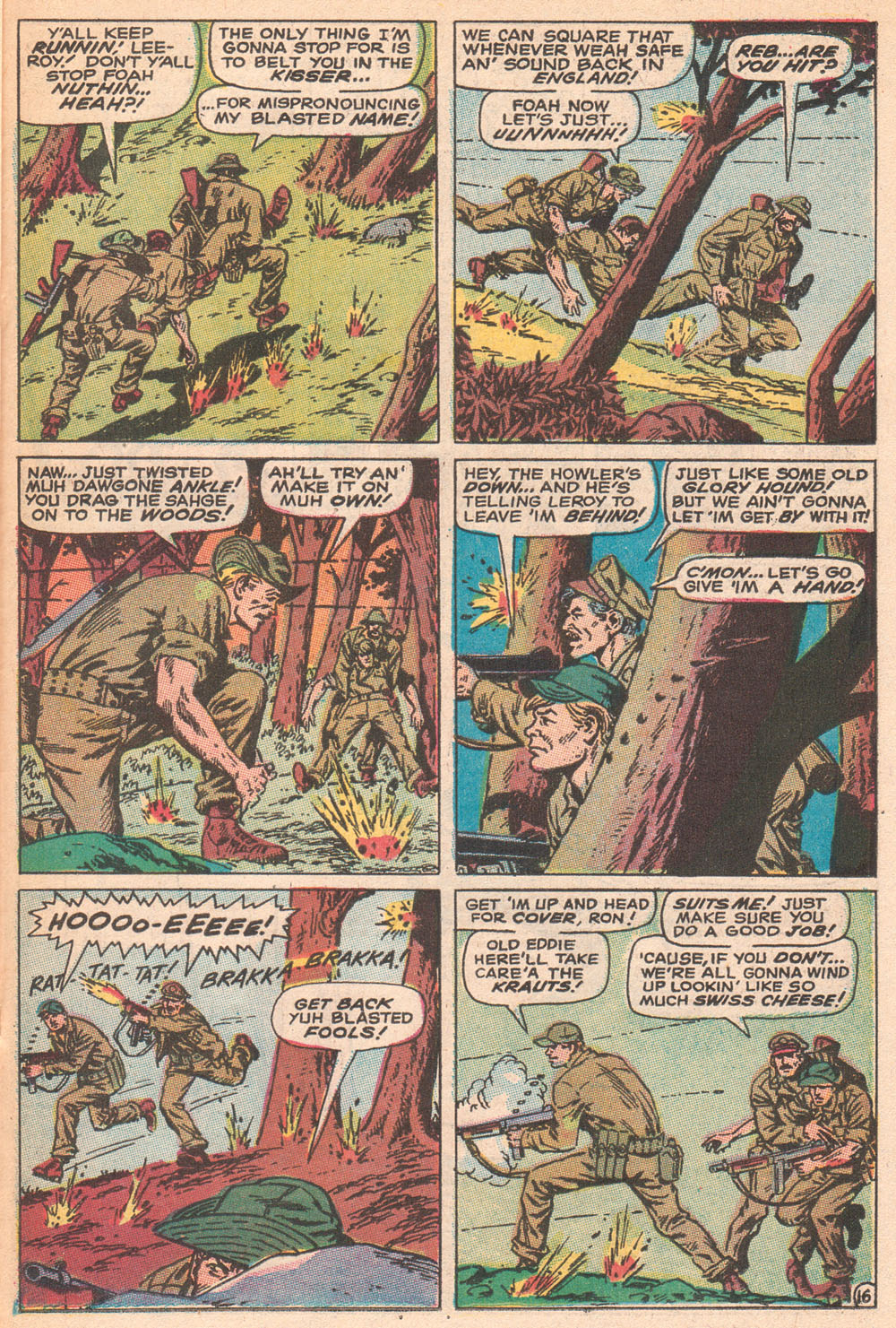 Read online Sgt. Fury comic -  Issue #70 - 23