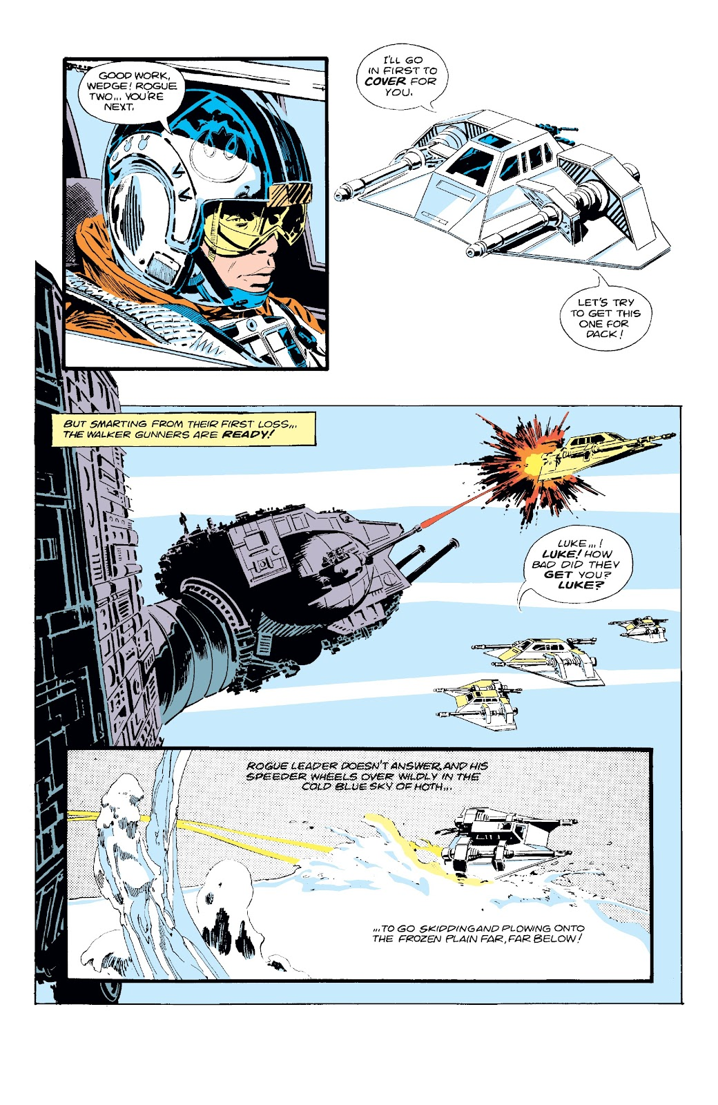Read online Star Wars Legends: The Original Marvel Years - Epic Collection comic -  Issue # TPB 3 (Part 1) - 40