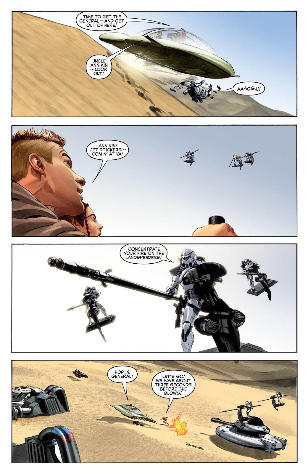 Read online Star Wars Legends: Infinities - Epic Collection comic -  Issue # TPB (Part 4) - 67