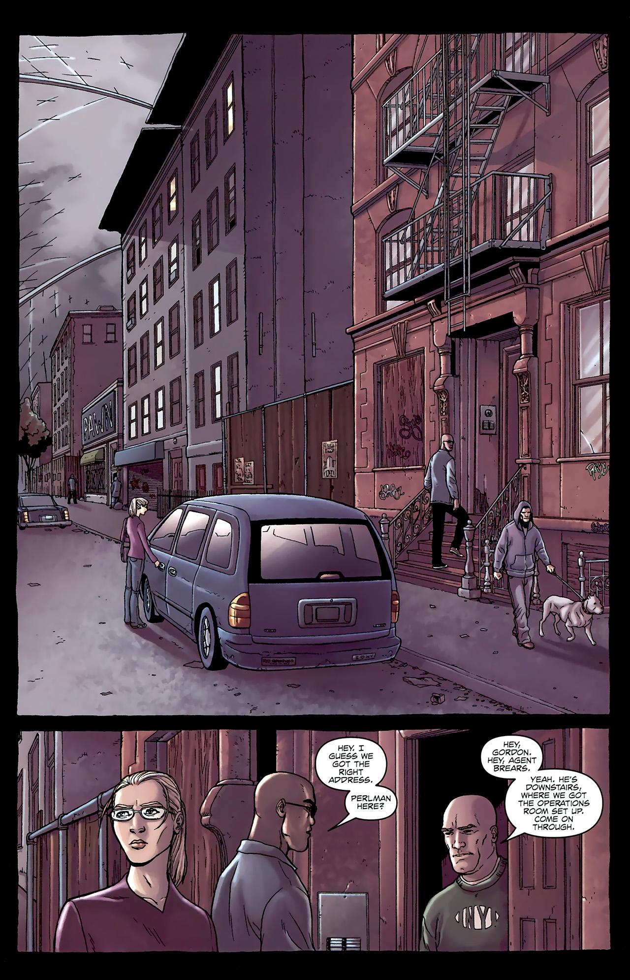 Read online Alan Moore's Neonomicon comic -  Issue #1 - 20