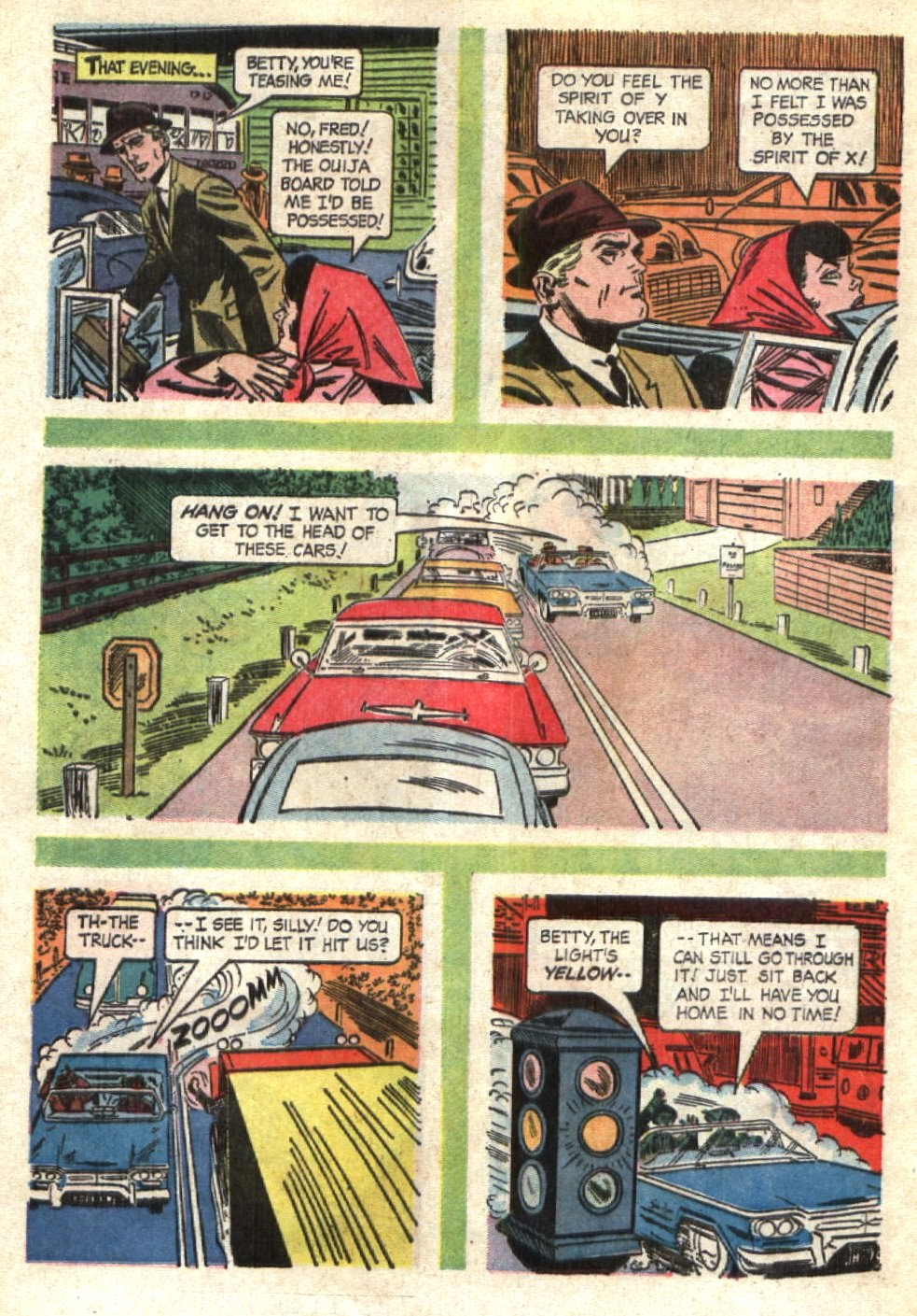 Boris Karloff Tales of Mystery issue 5 - Page 16