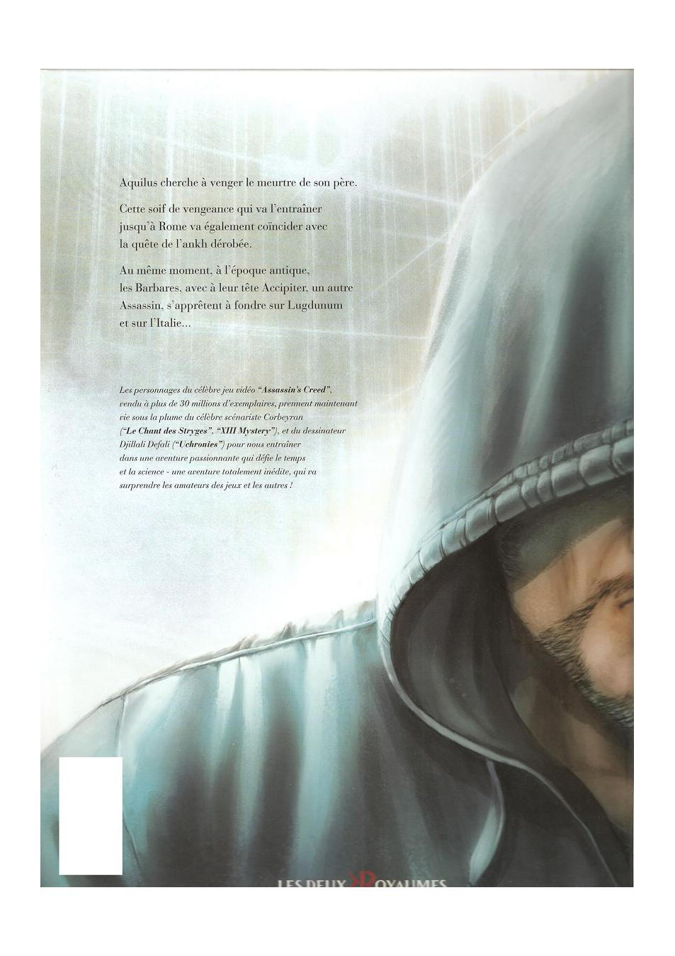 Read online Assassin's Creed (2009) comic -  Issue #3 - 49