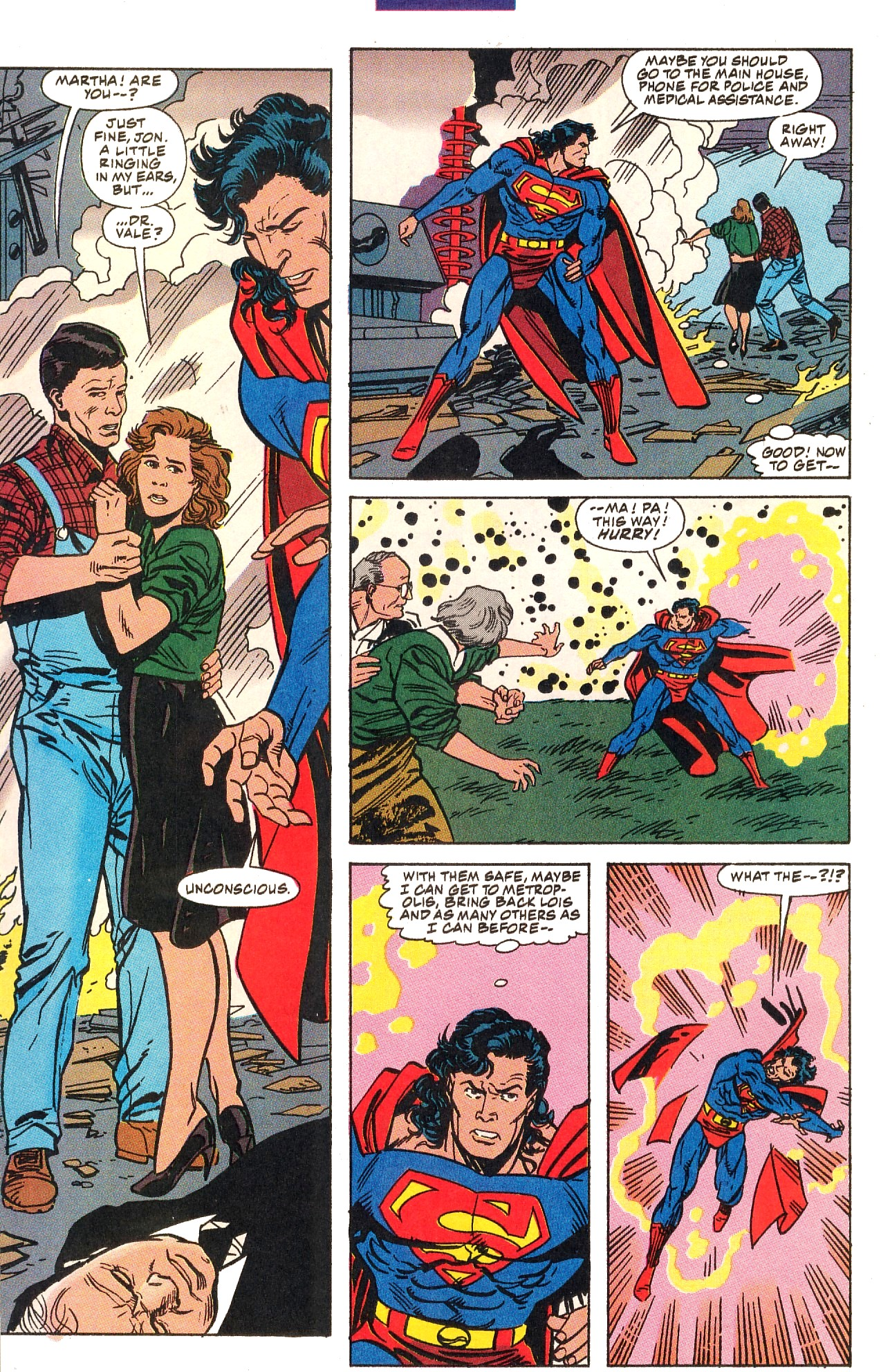 Read online Action Comics (1938) comic -  Issue #703 - 27