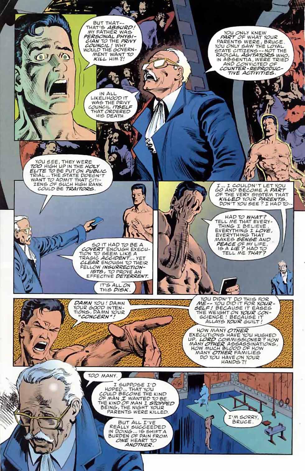 Read online Batman: Holy Terror comic -  Issue # Full - 13