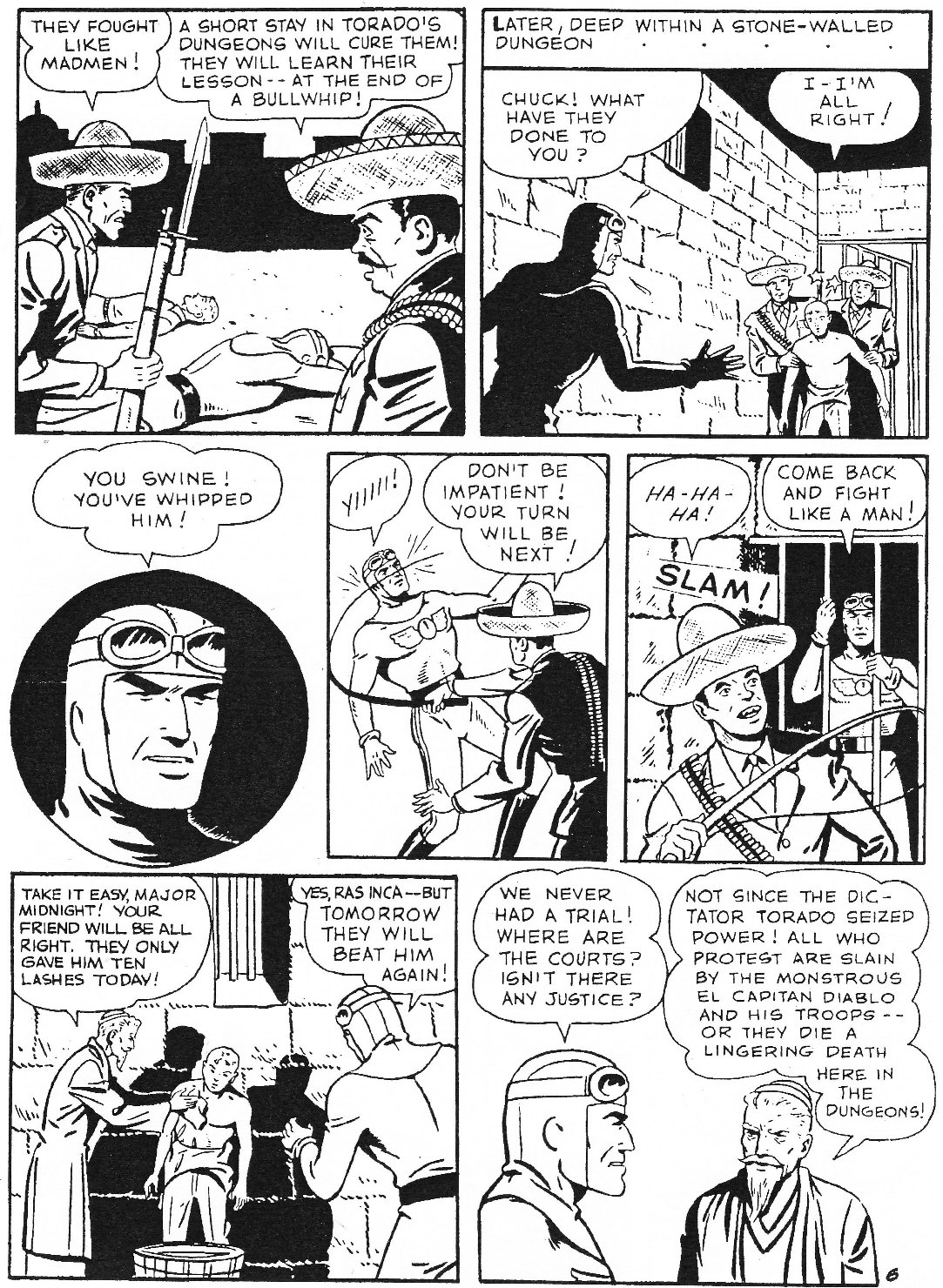 Read online Men of Mystery Comics comic -  Issue #73 - 21