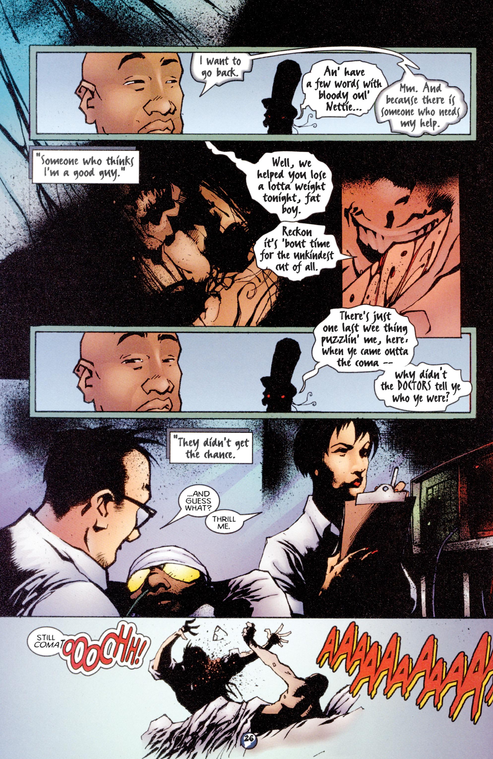 Read online Shadowman (1997) comic -  Issue #3 - 21