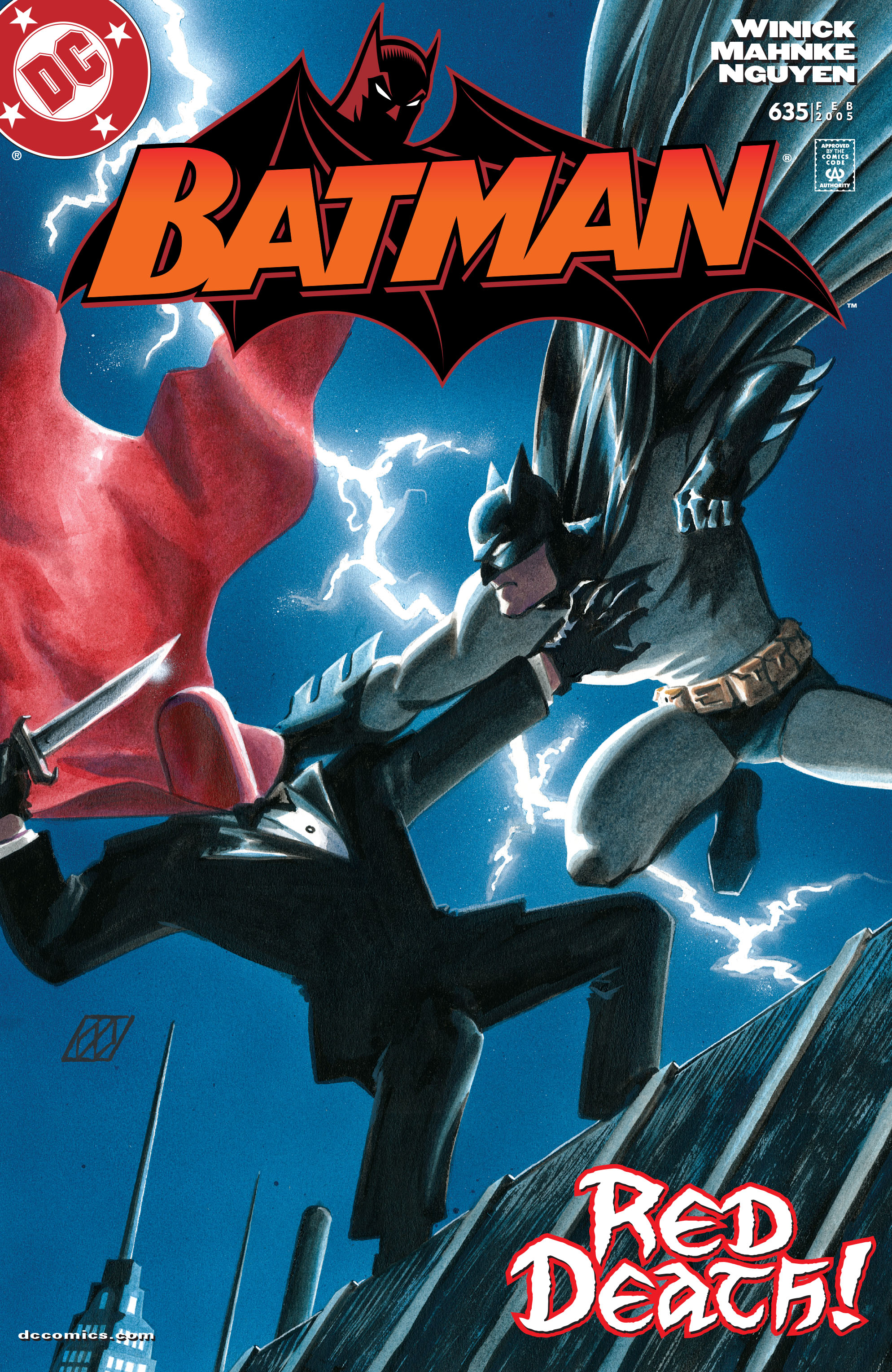 Batman (1940) 635 Page 1