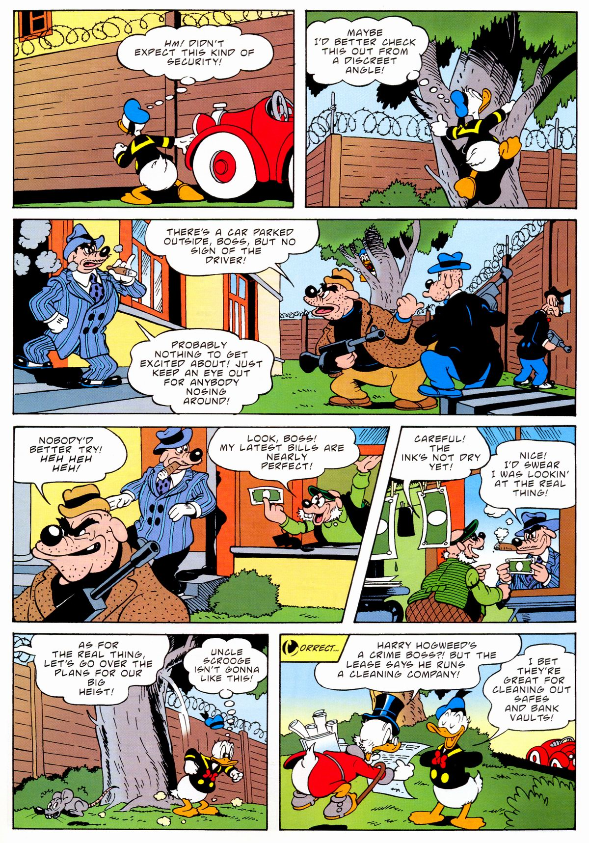 Read online Uncle Scrooge (1953) comic -  Issue #325 - 23