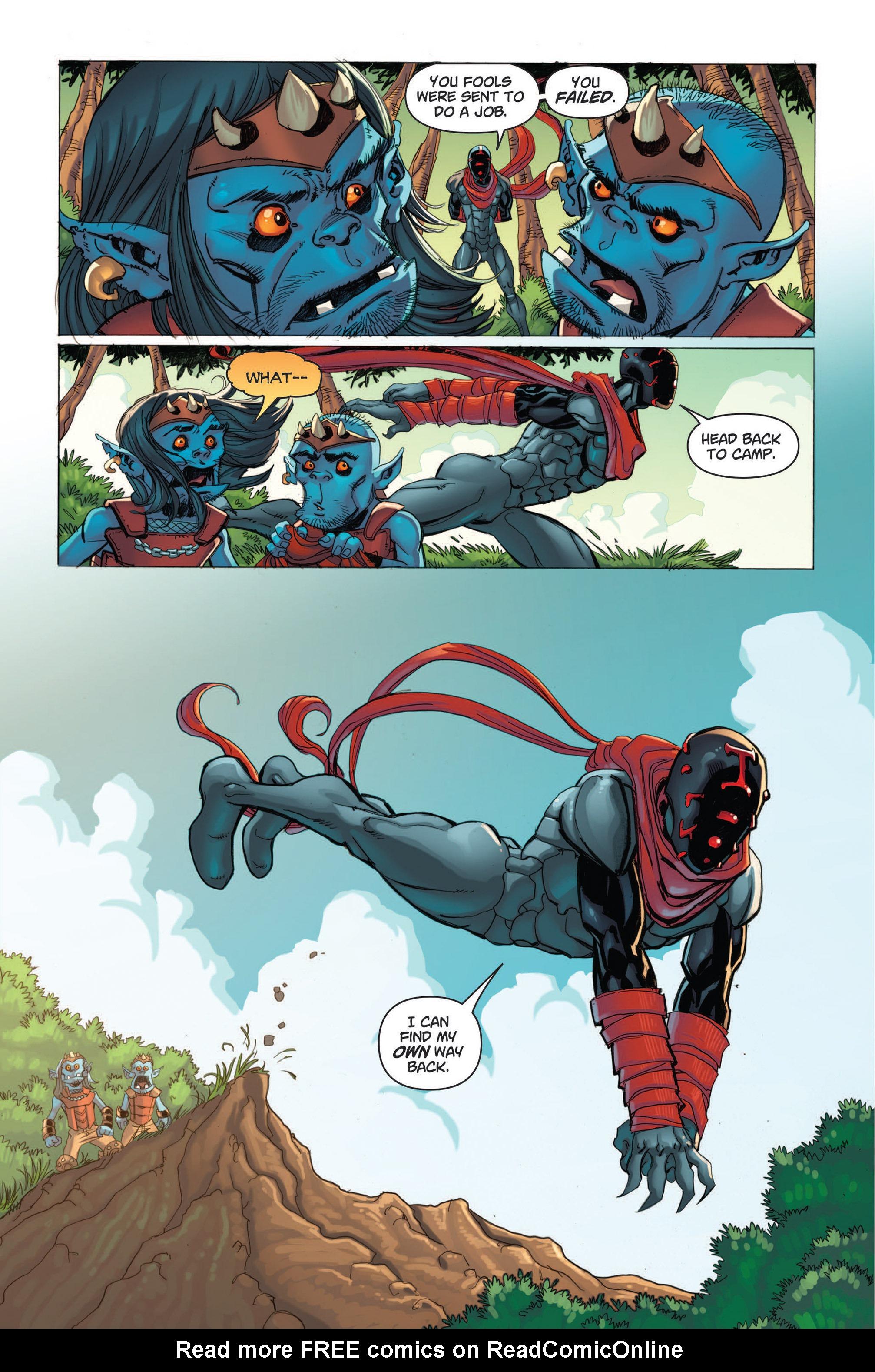 Read online Skyward comic -  Issue #4 - 14