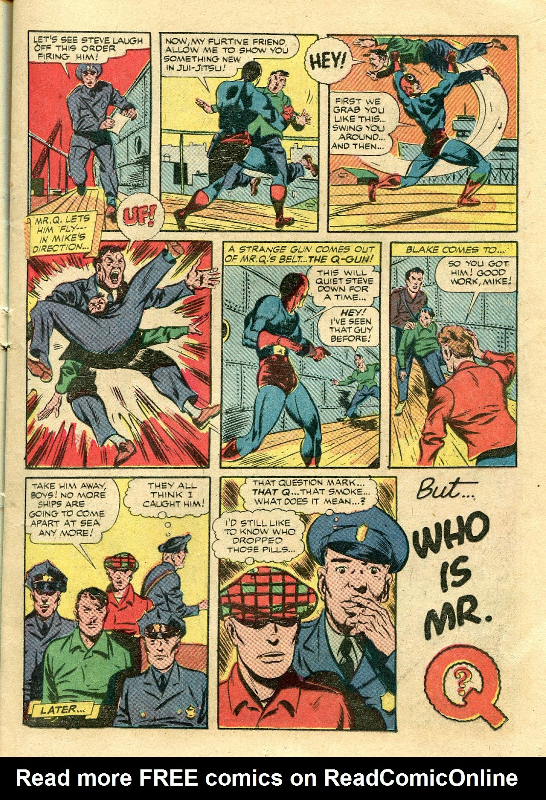 Green Hornet Comics issue 11 - Page 10
