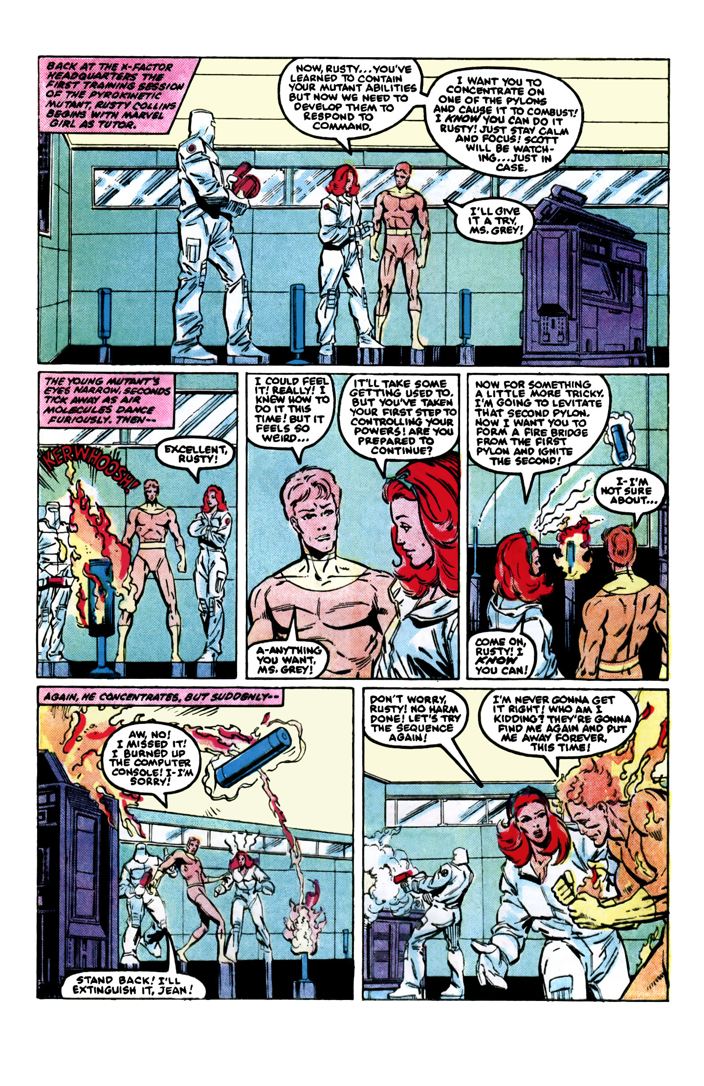 Read online X-Factor (1986) comic -  Issue #2 - 9