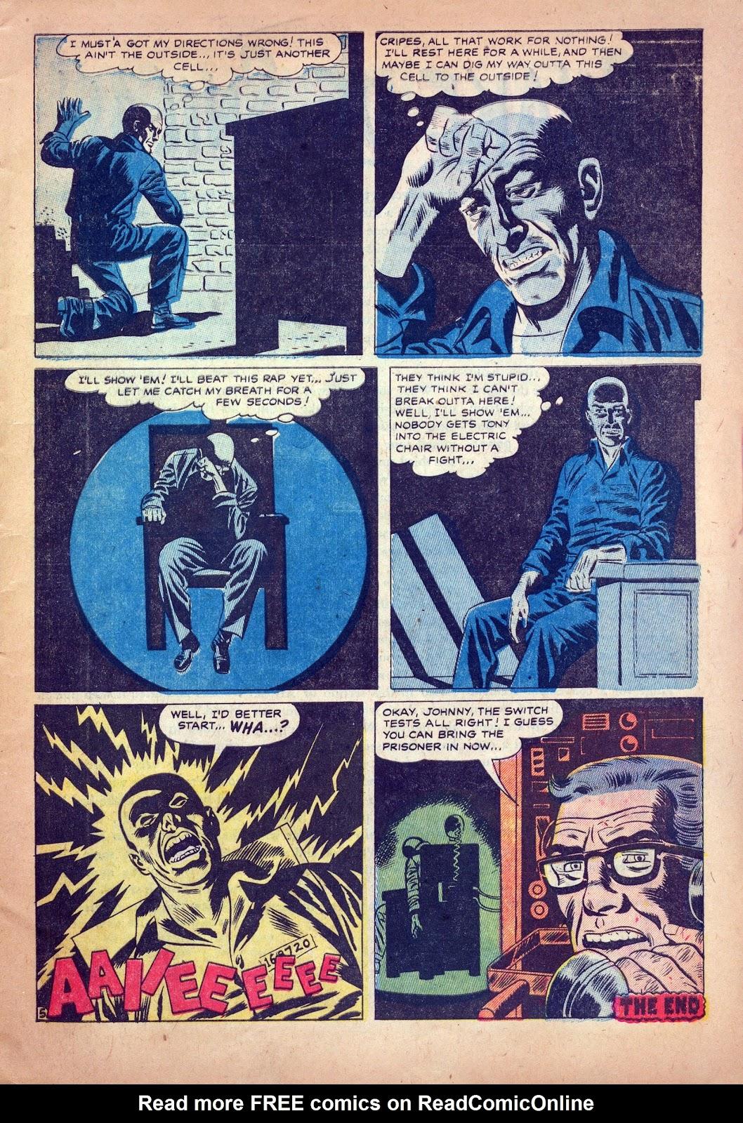 Spellbound (1952) issue 8 - Page 7