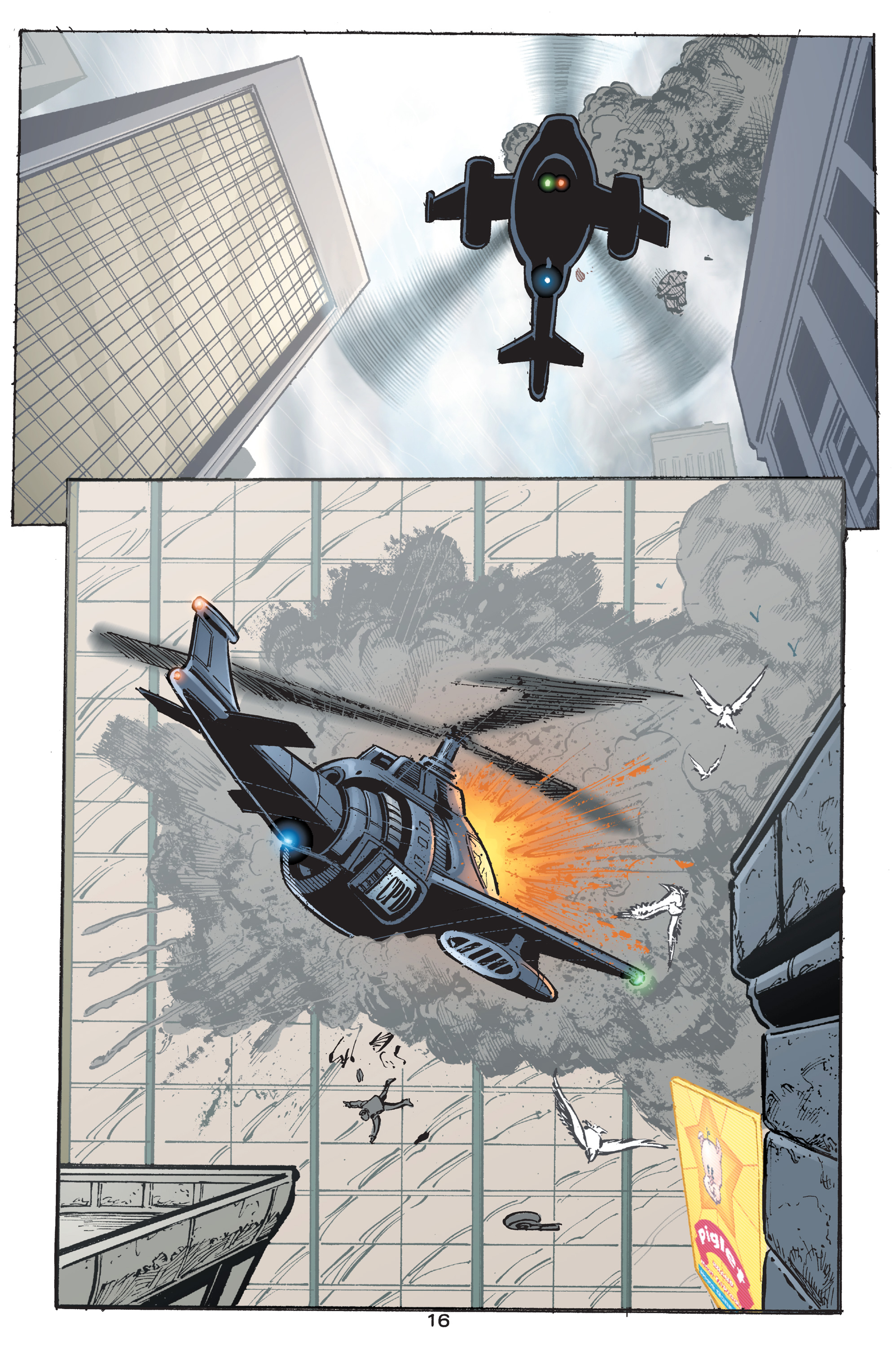 Read online Transmetropolitan comic -  Issue #43 - 17
