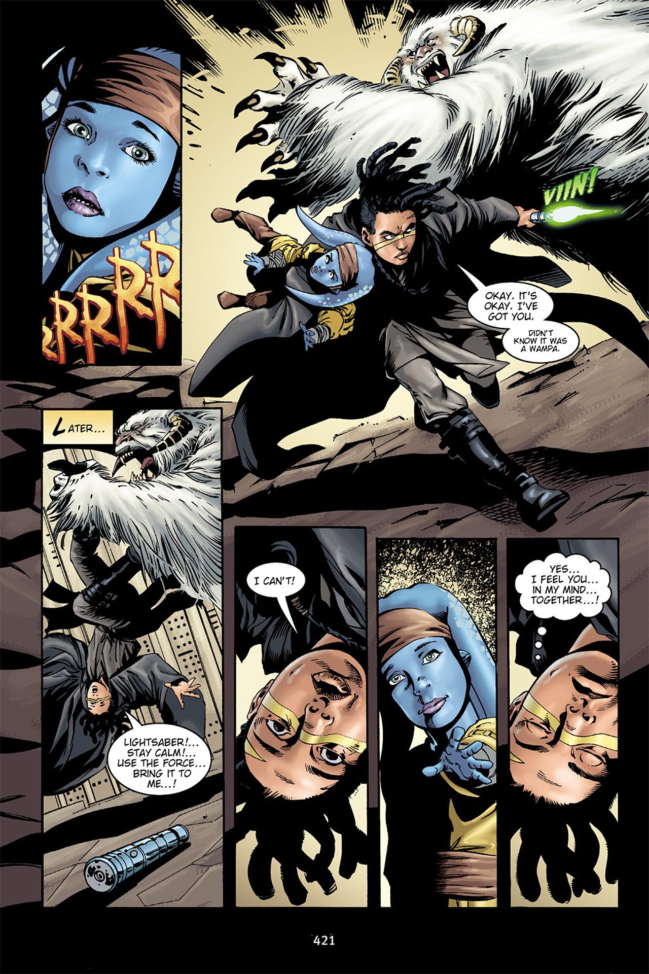 Read online Star Wars Omnibus comic -  Issue # Vol. 15.5 - 139