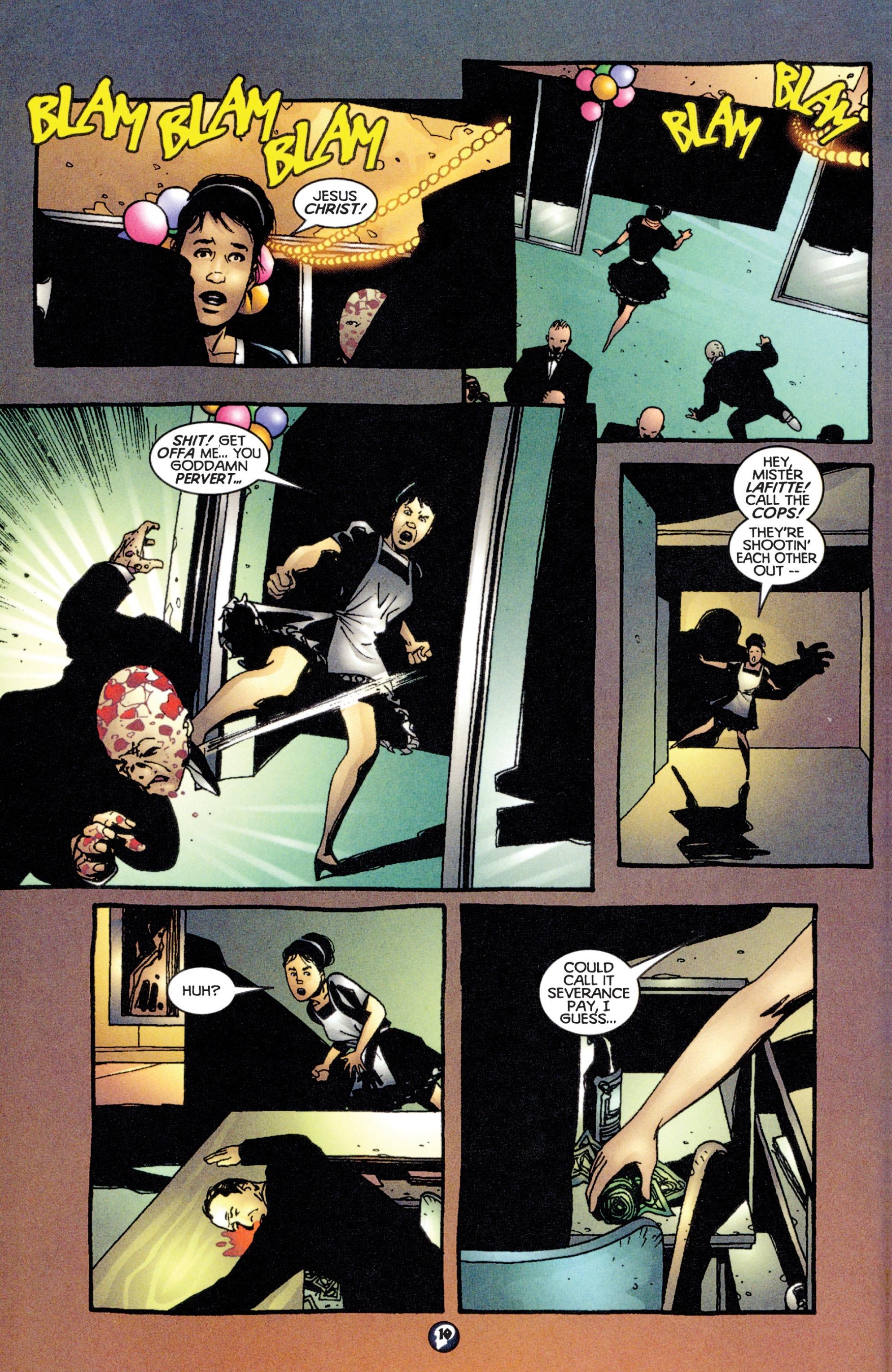 Read online Shadowman (1997) comic -  Issue #14 - 9