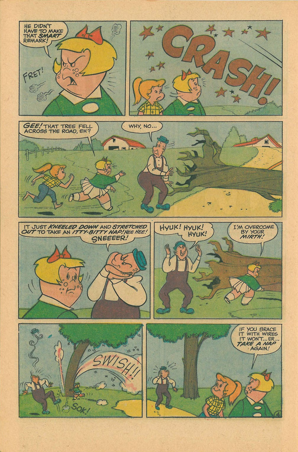 Little Dot (1953) issue 115 - Page 24