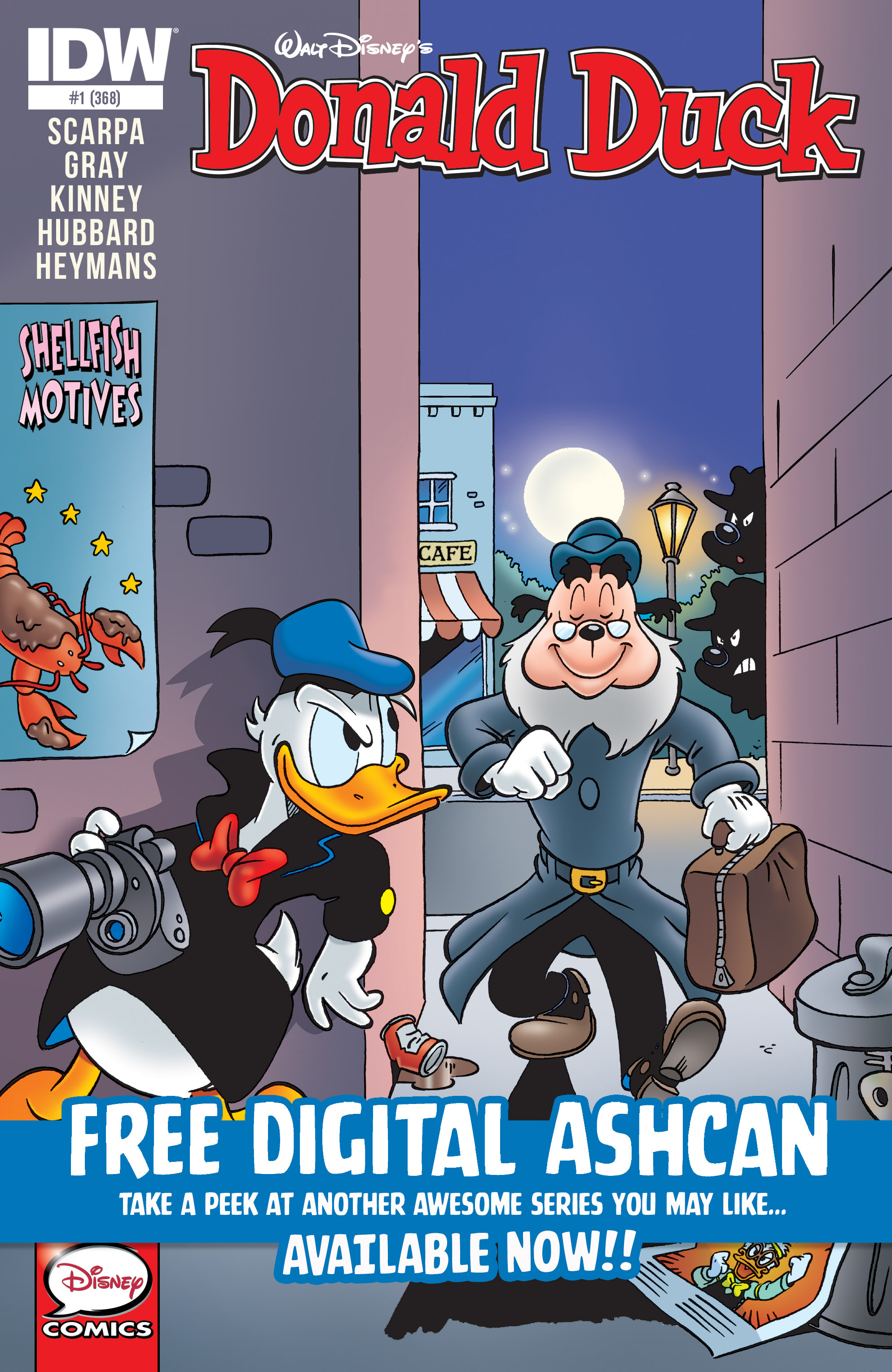 Read online Mickey Mouse (2015) comic -  Issue #20 - 36
