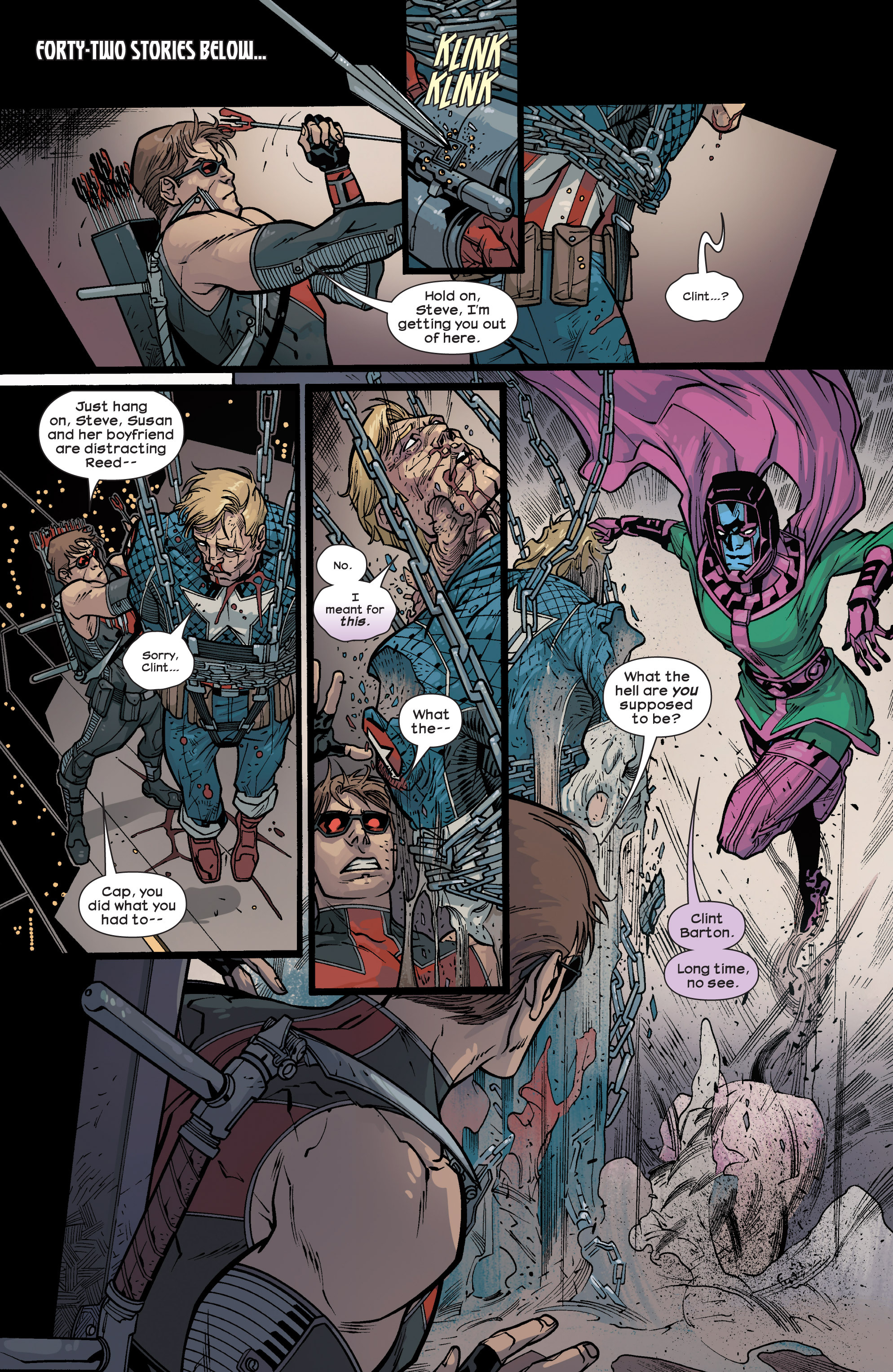 Read online Ultimate Comics Ultimates comic -  Issue #26 - 12