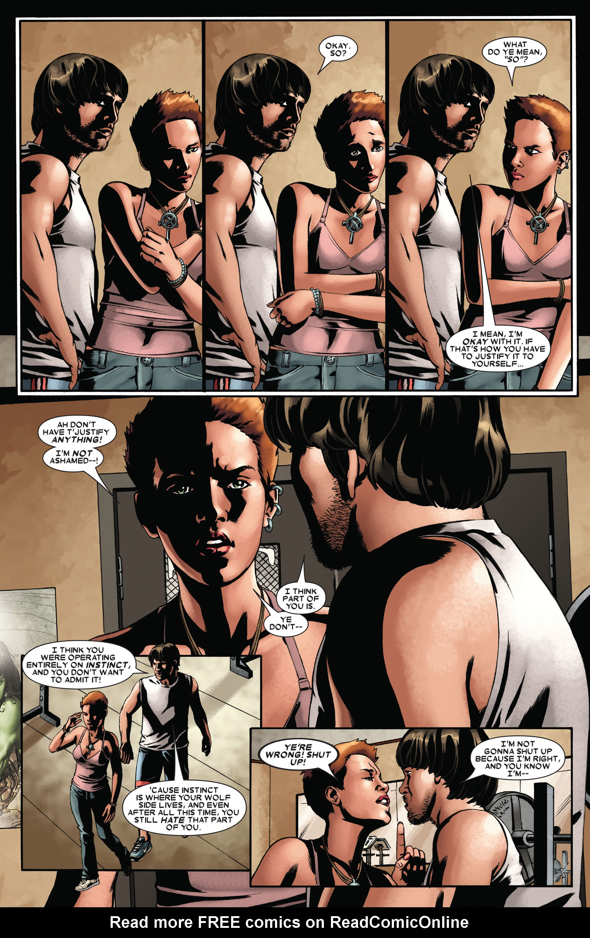 Read online X-Factor (2006) comic -  Issue #22 - 11