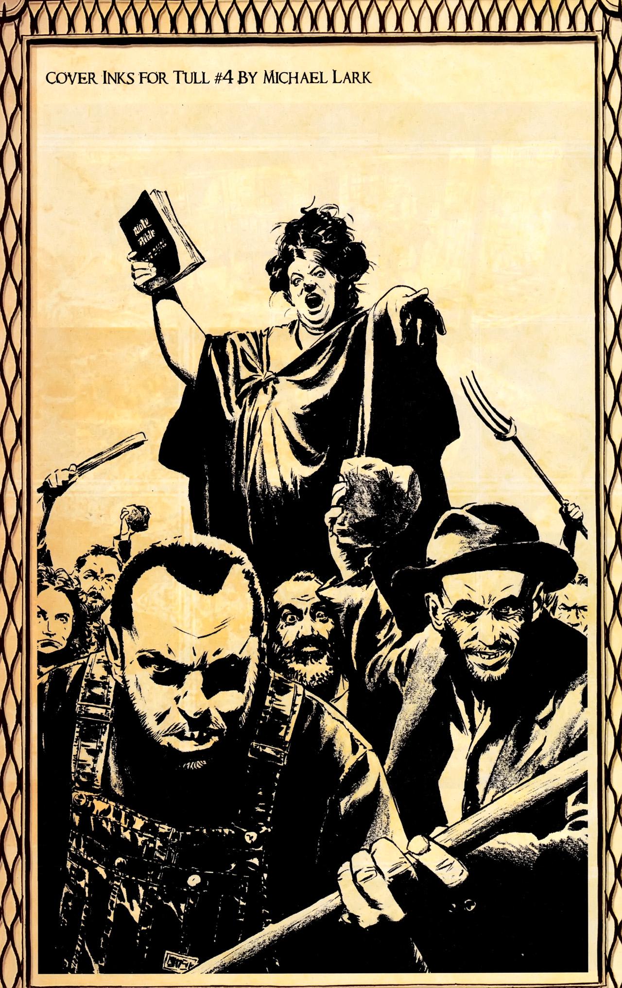 Read online Dark Tower: The Gunslinger - The Battle of Tull comic -  Issue #4 - 30