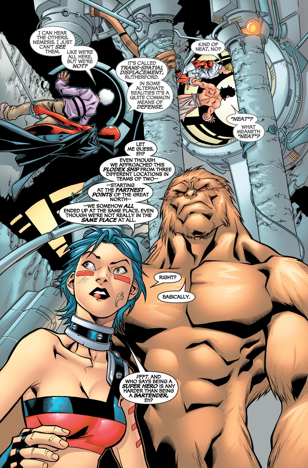 Alpha Flight (2004) issue 5 - Page 3