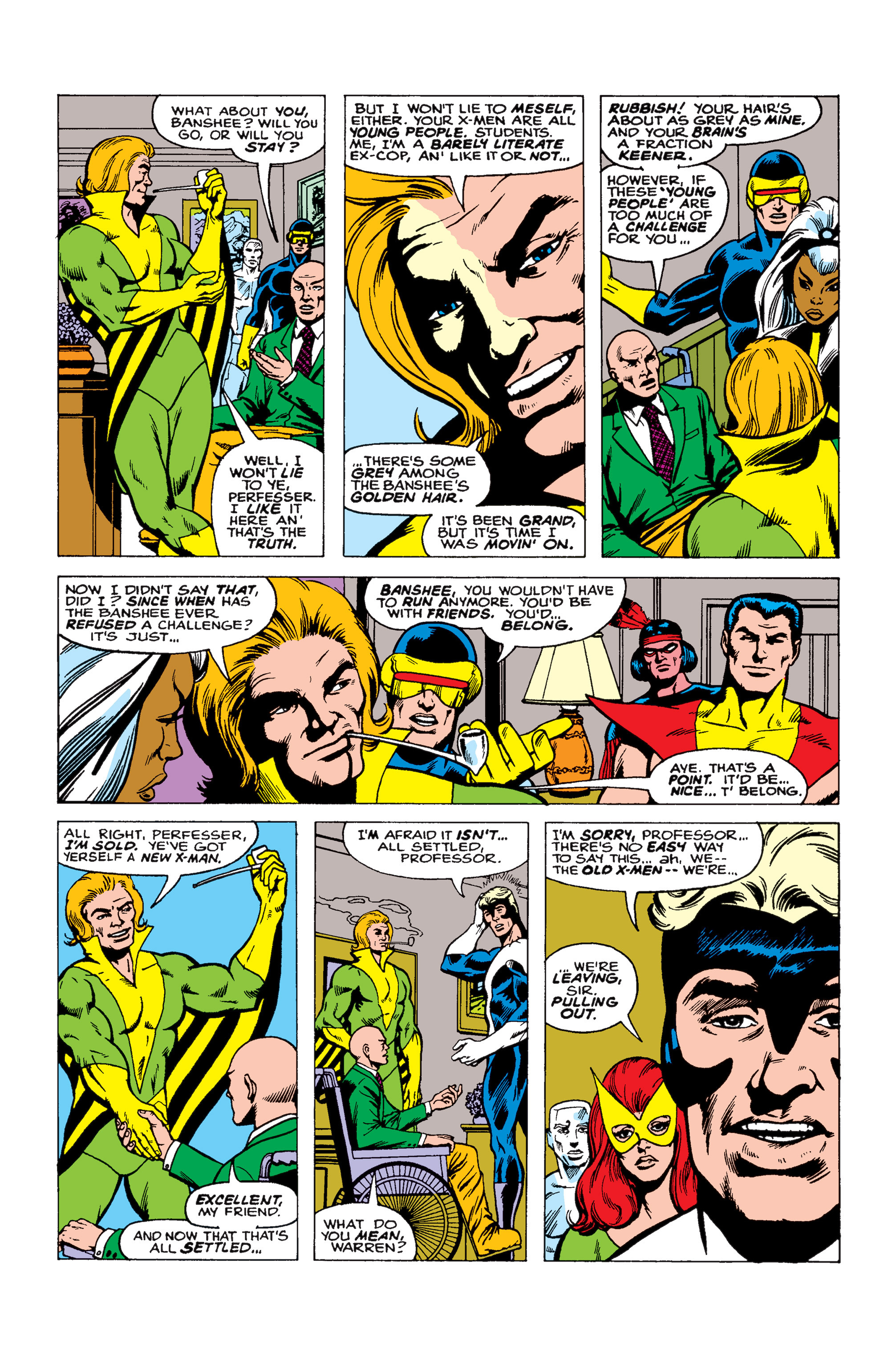 Uncanny X-Men (1963) 94 Page 3