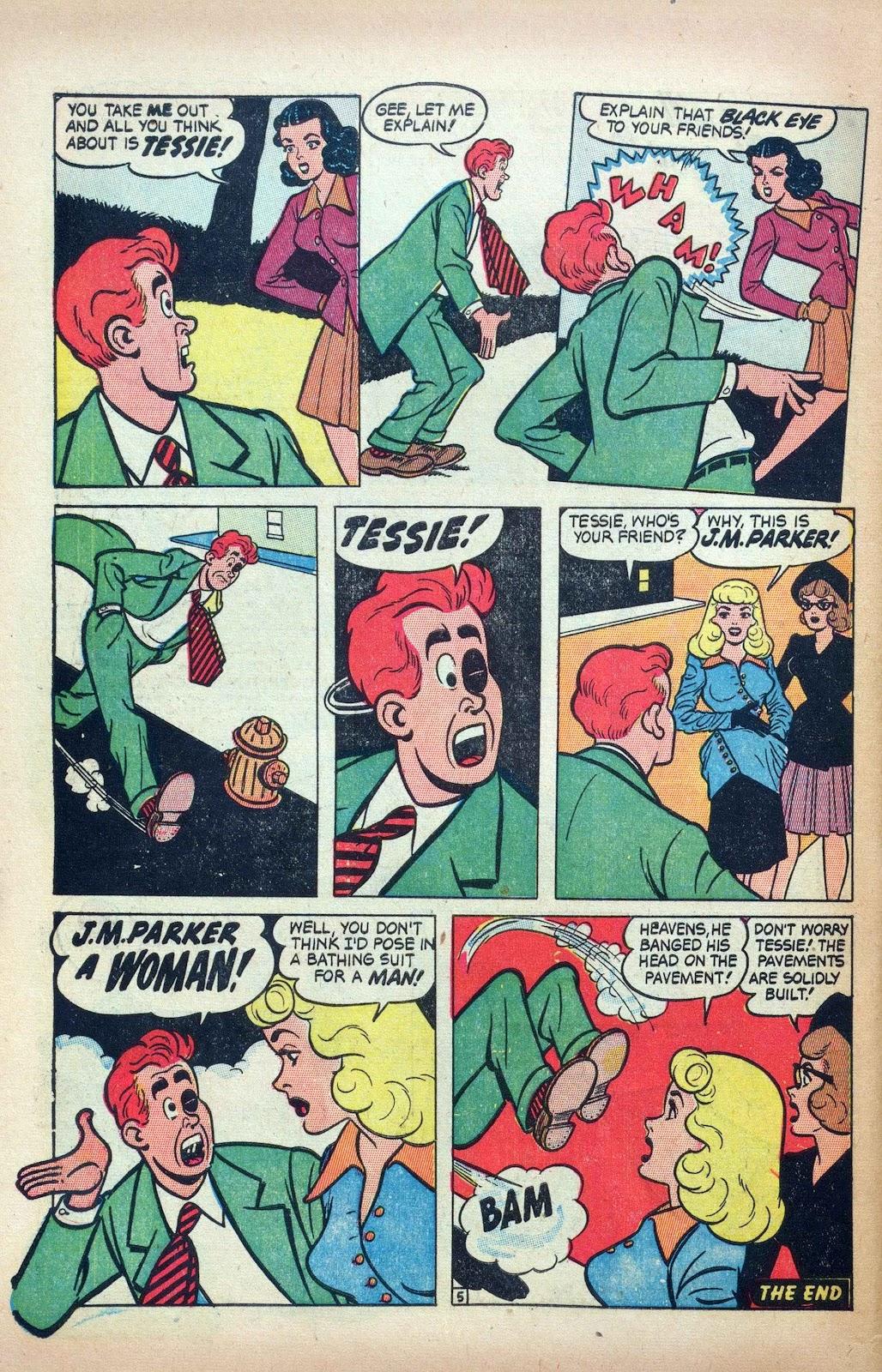 Tessie the Typist issue 16 - Page 48