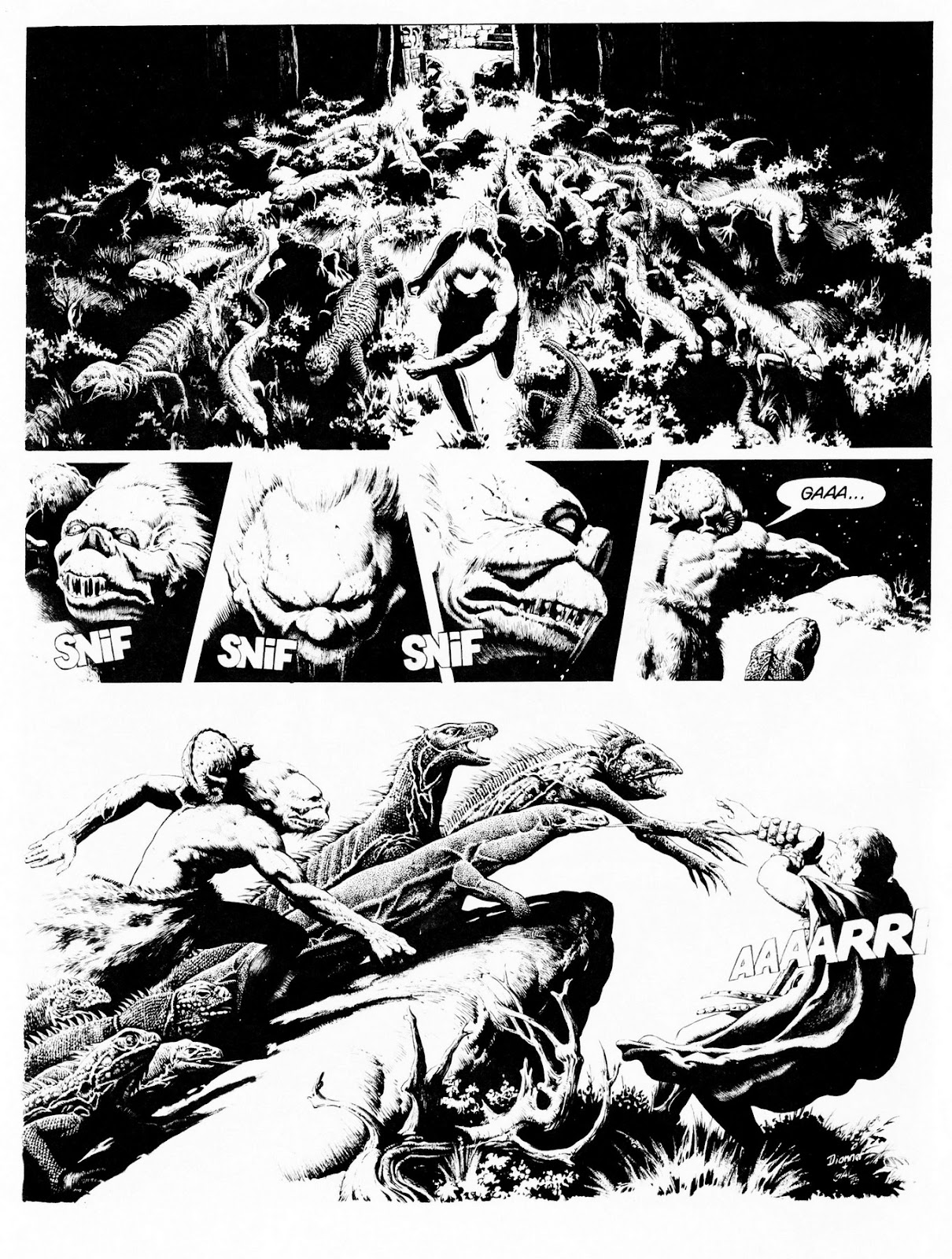Conquering Armies issue TPB - Page 24
