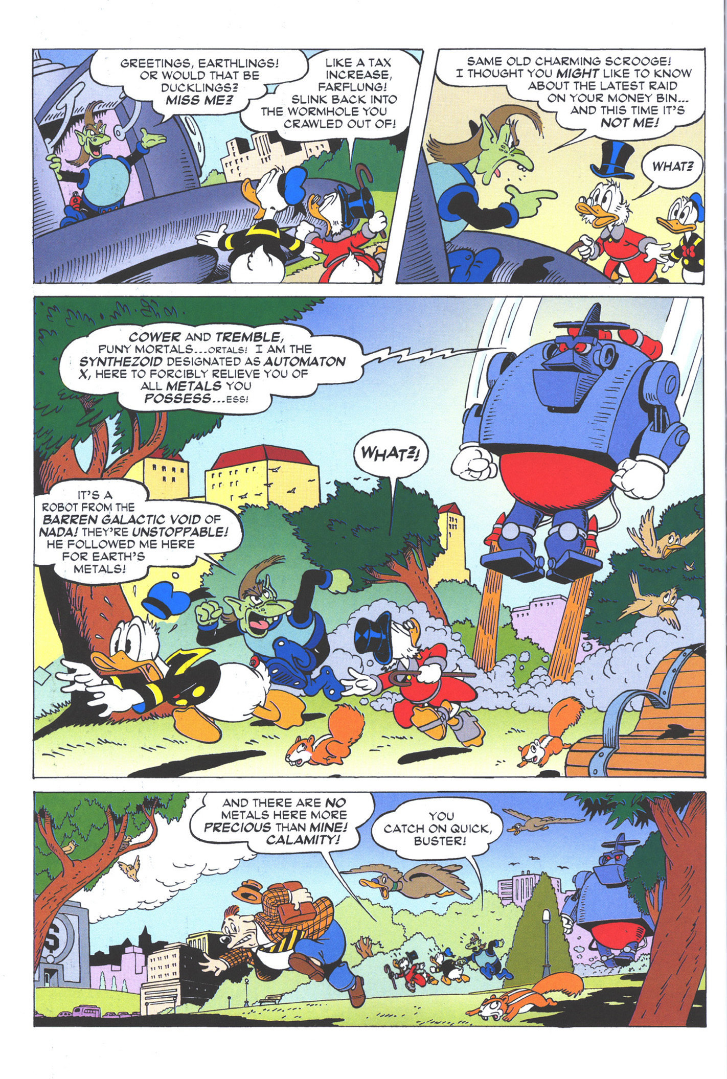 Read online Uncle Scrooge (1953) comic -  Issue #370 - 56