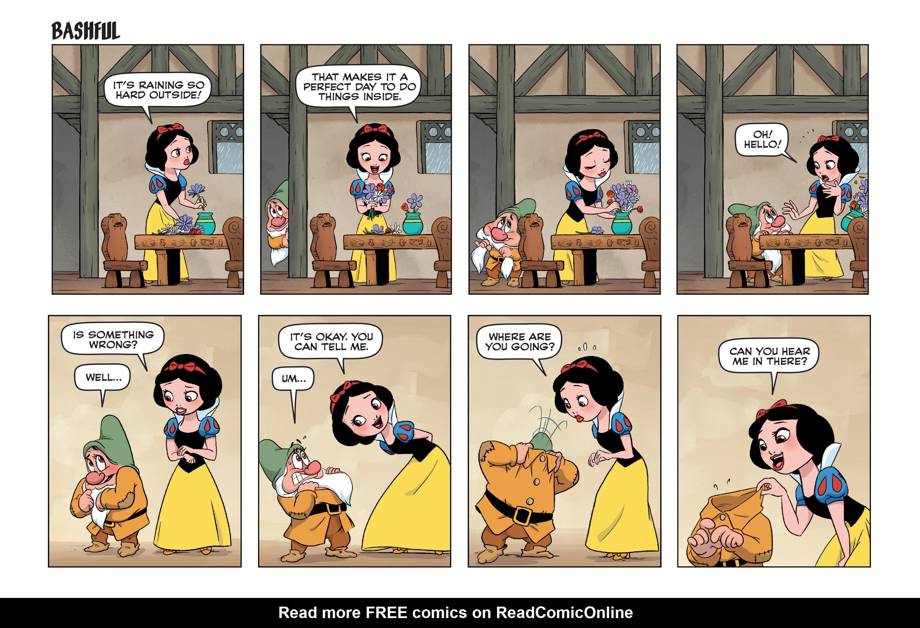 Read online Disney Princess comic -  Issue #11 - 9