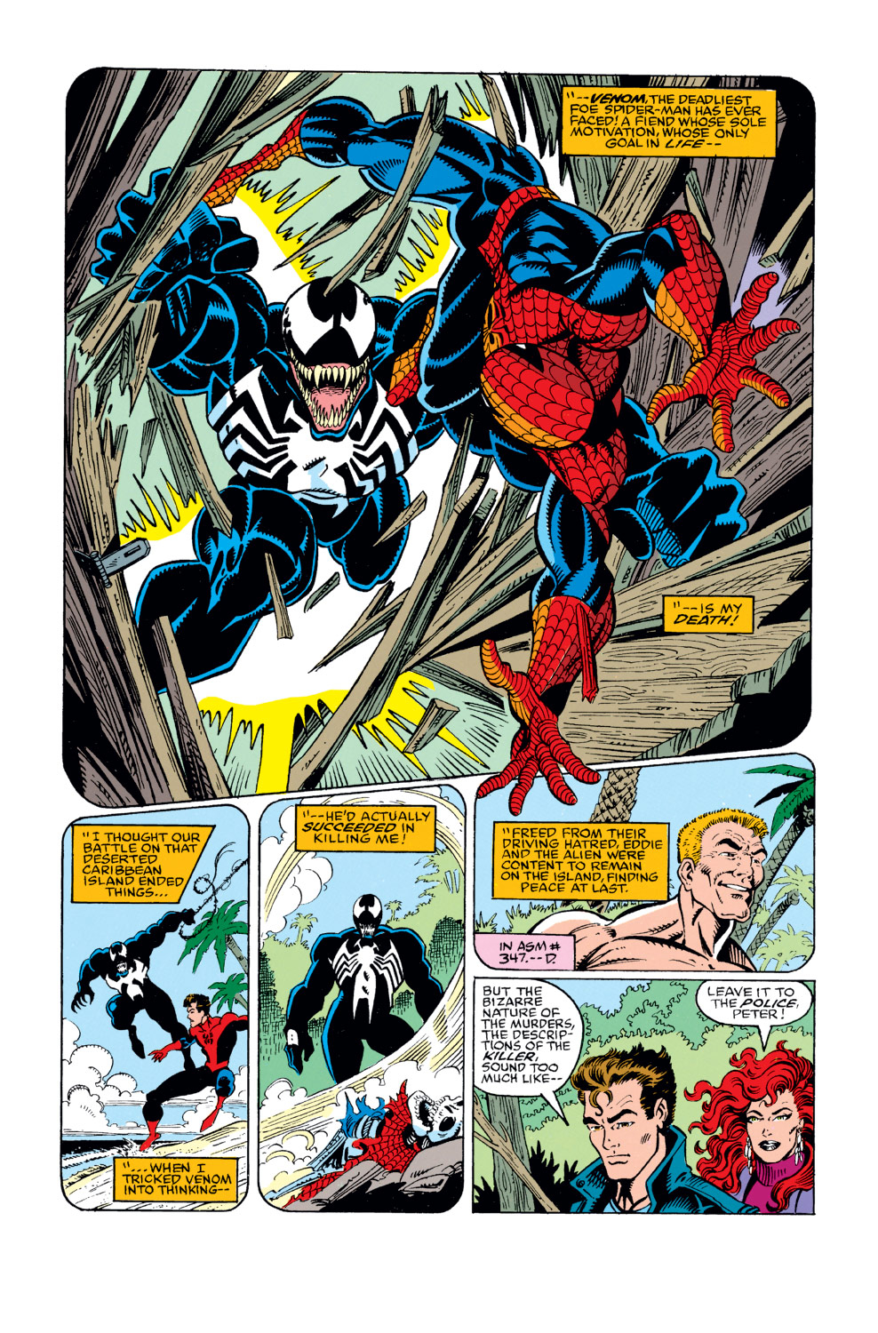 The Amazing Spider-Man (1963) 361 Page 9