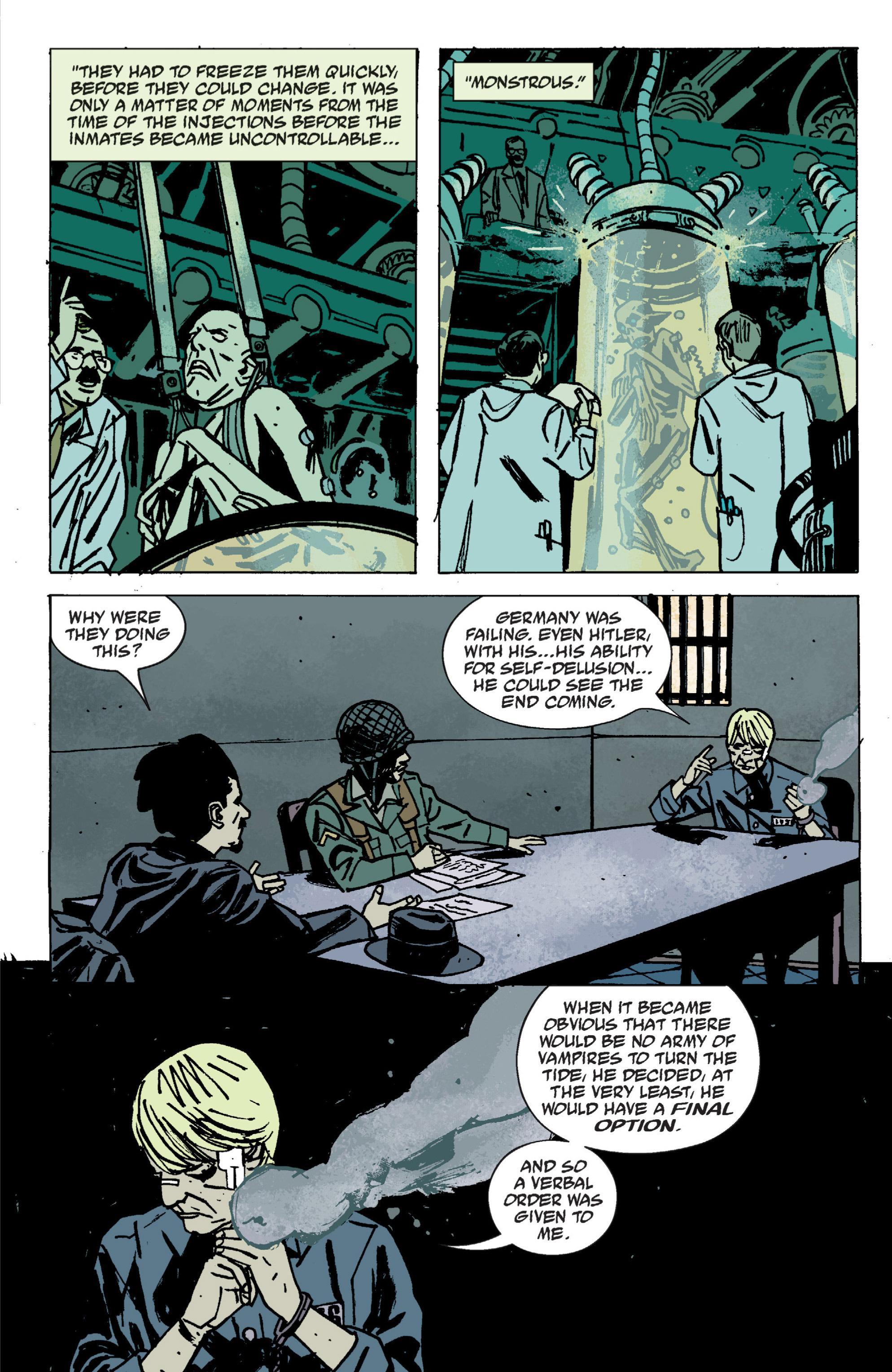 Read online B.P.R.D. (2003) comic -  Issue # TPB 9 - 92