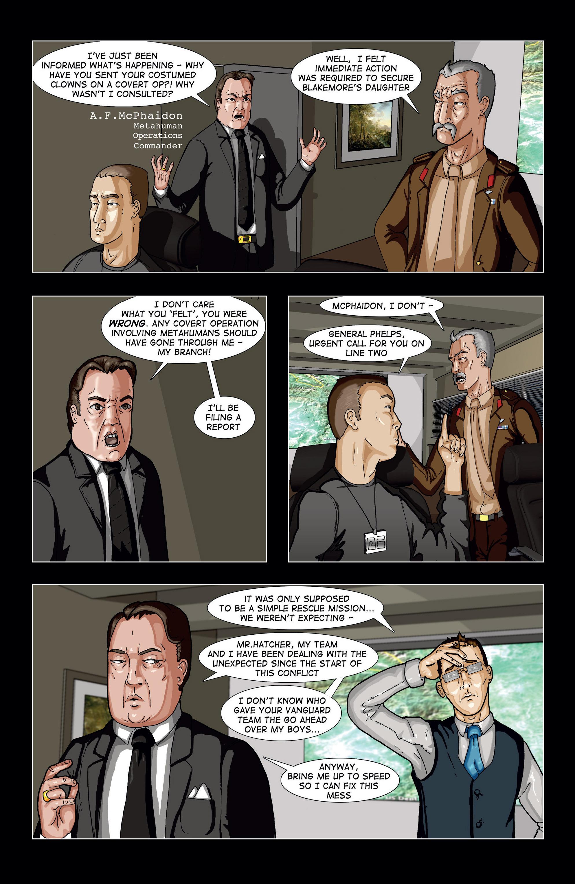 Read online Vanguard (2015) comic -  Issue #2 - 22