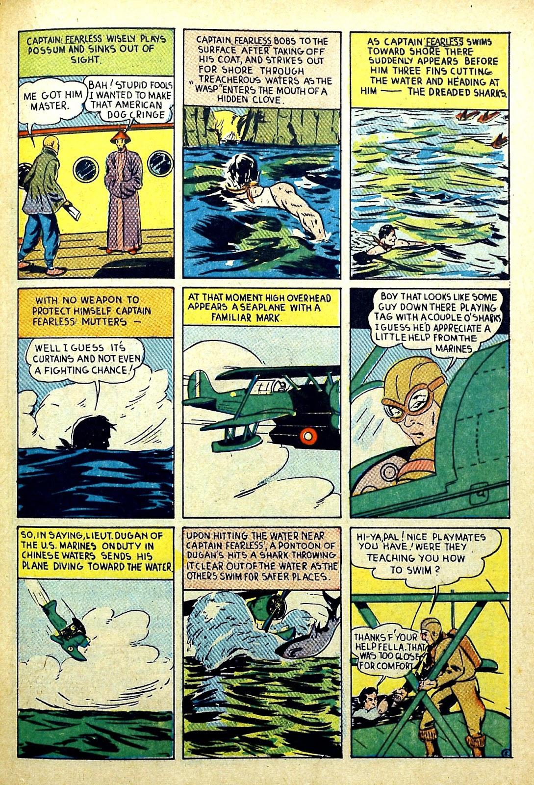 Read online Silver Streak Comics comic -  Issue #22 - 45