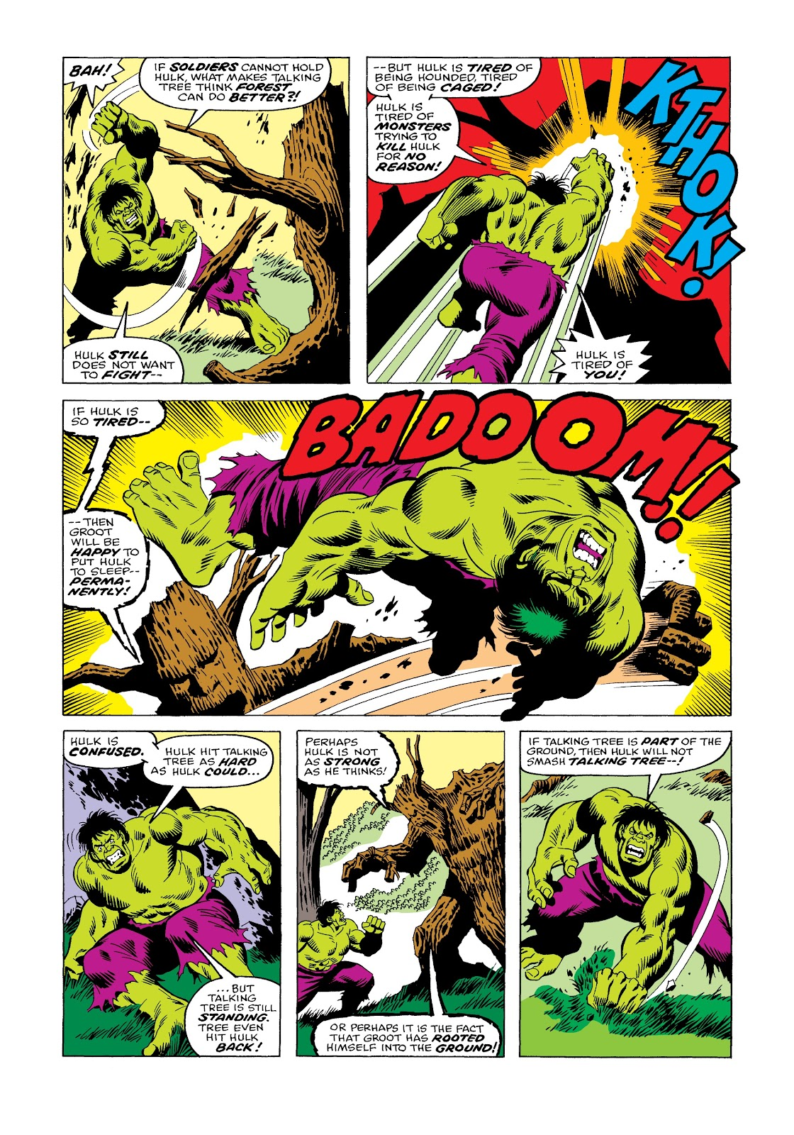 Read online Marvel Masterworks: The Incredible Hulk comic -  Issue # TPB 12 (Part 1) - 63
