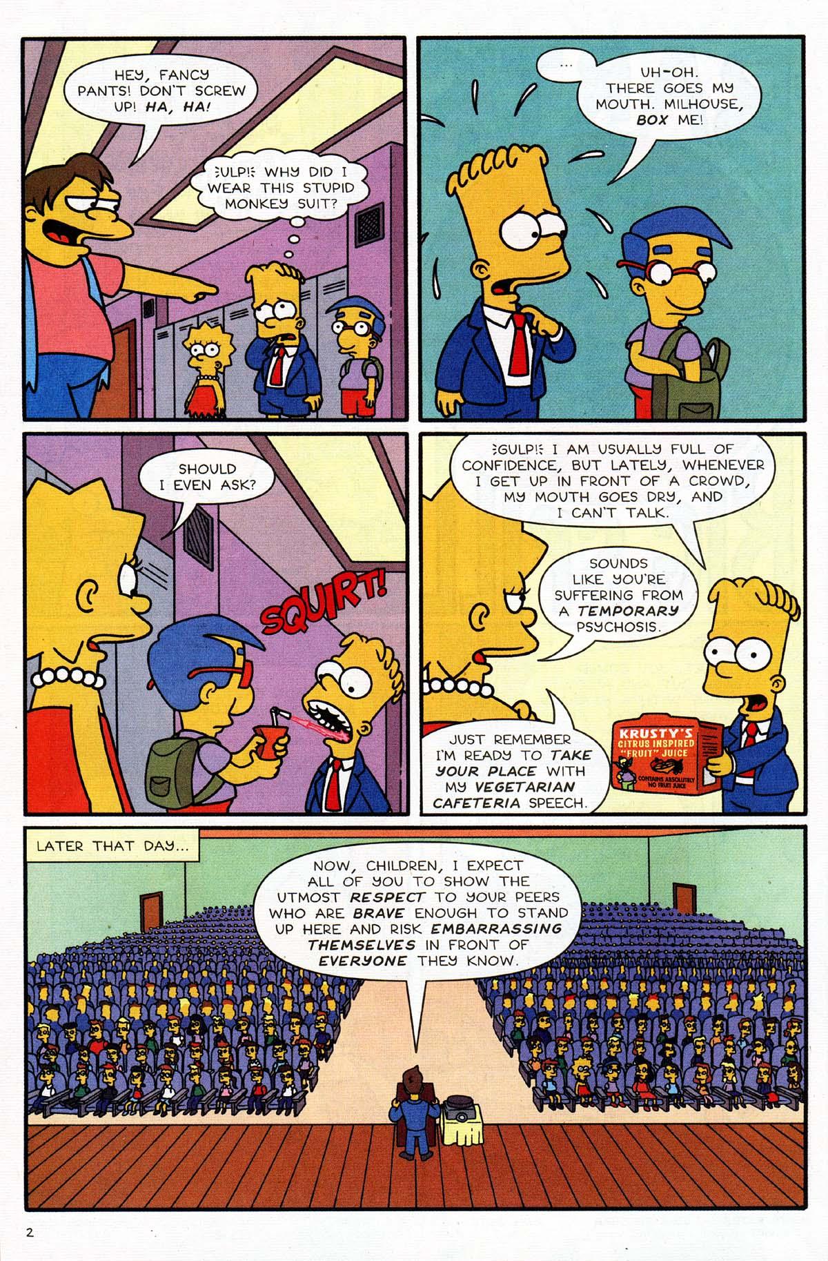 Read online Simpsons Comics Presents Bart Simpson comic -  Issue #13 - 26