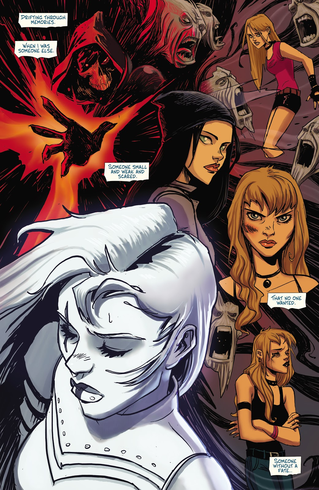 Read online September Mourning Volume 1 comic -  Issue #2 - 14