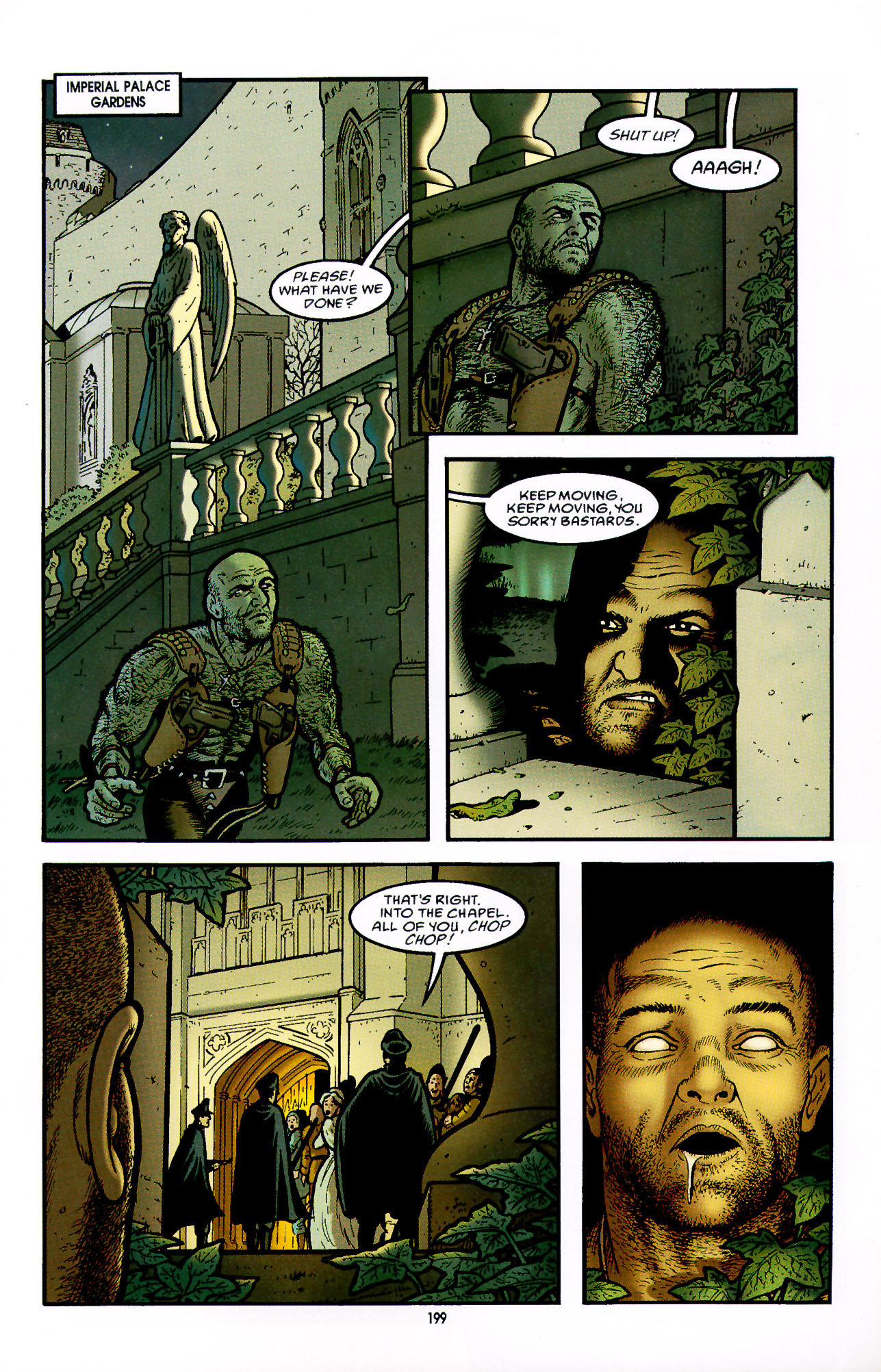 Read online Heart of Empire comic -  Issue #7 - 5