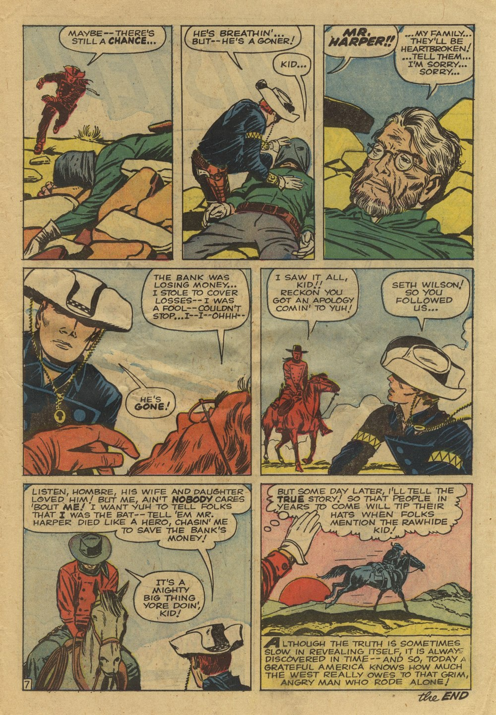The Rawhide Kid (1955) issue 25 - Page 11