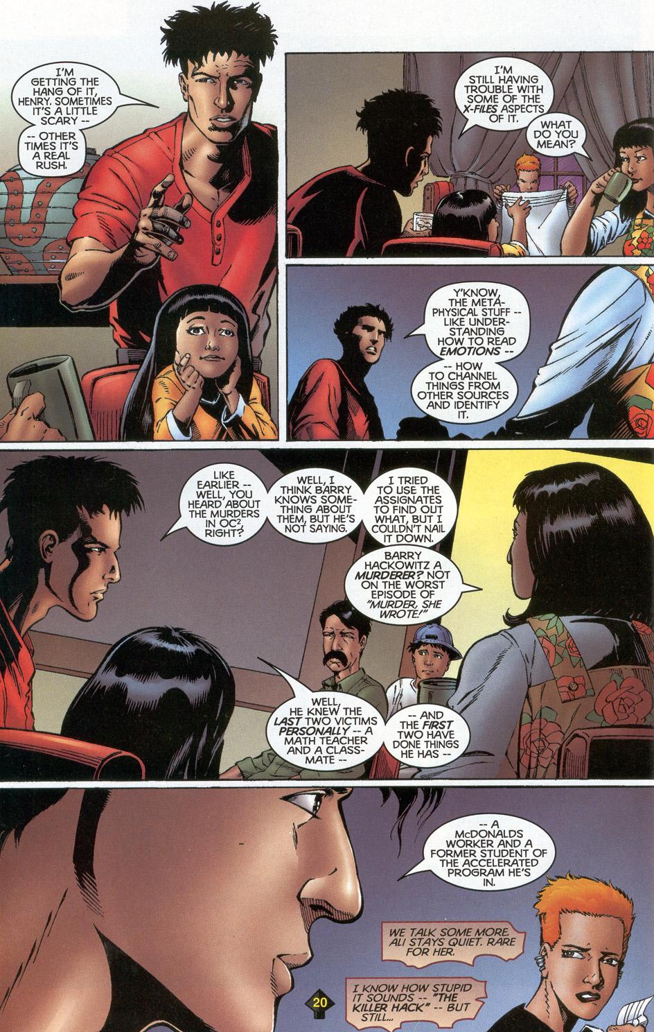 Read online Turok: Redpath comic -  Issue # Full - 19