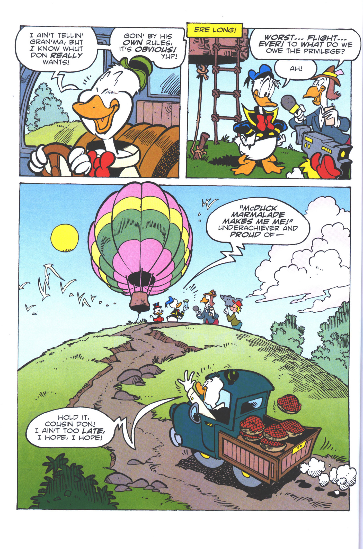 Read online Uncle Scrooge (1953) comic -  Issue #381 - 26