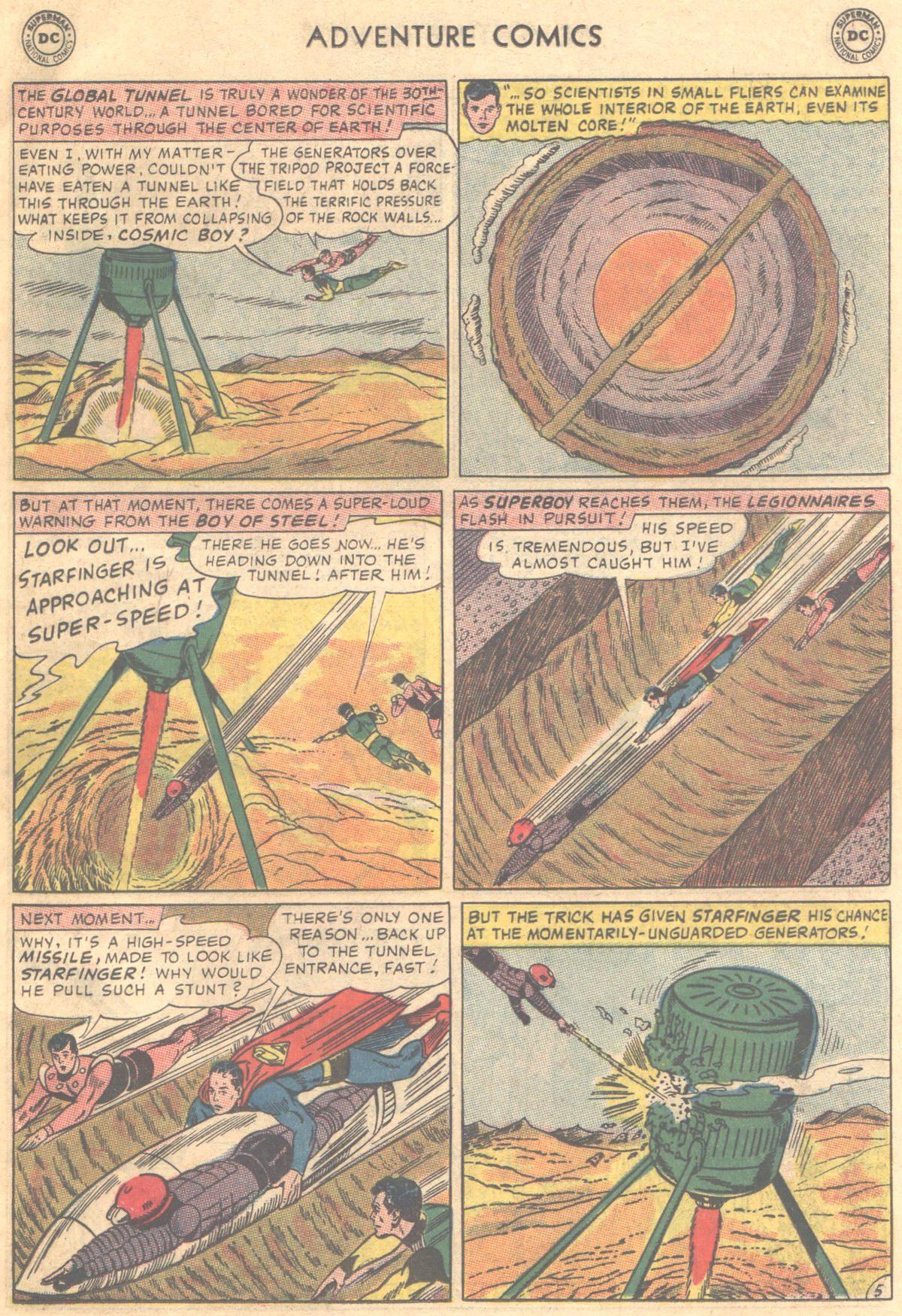 Read online Adventure Comics (1938) comic -  Issue #336 - 8