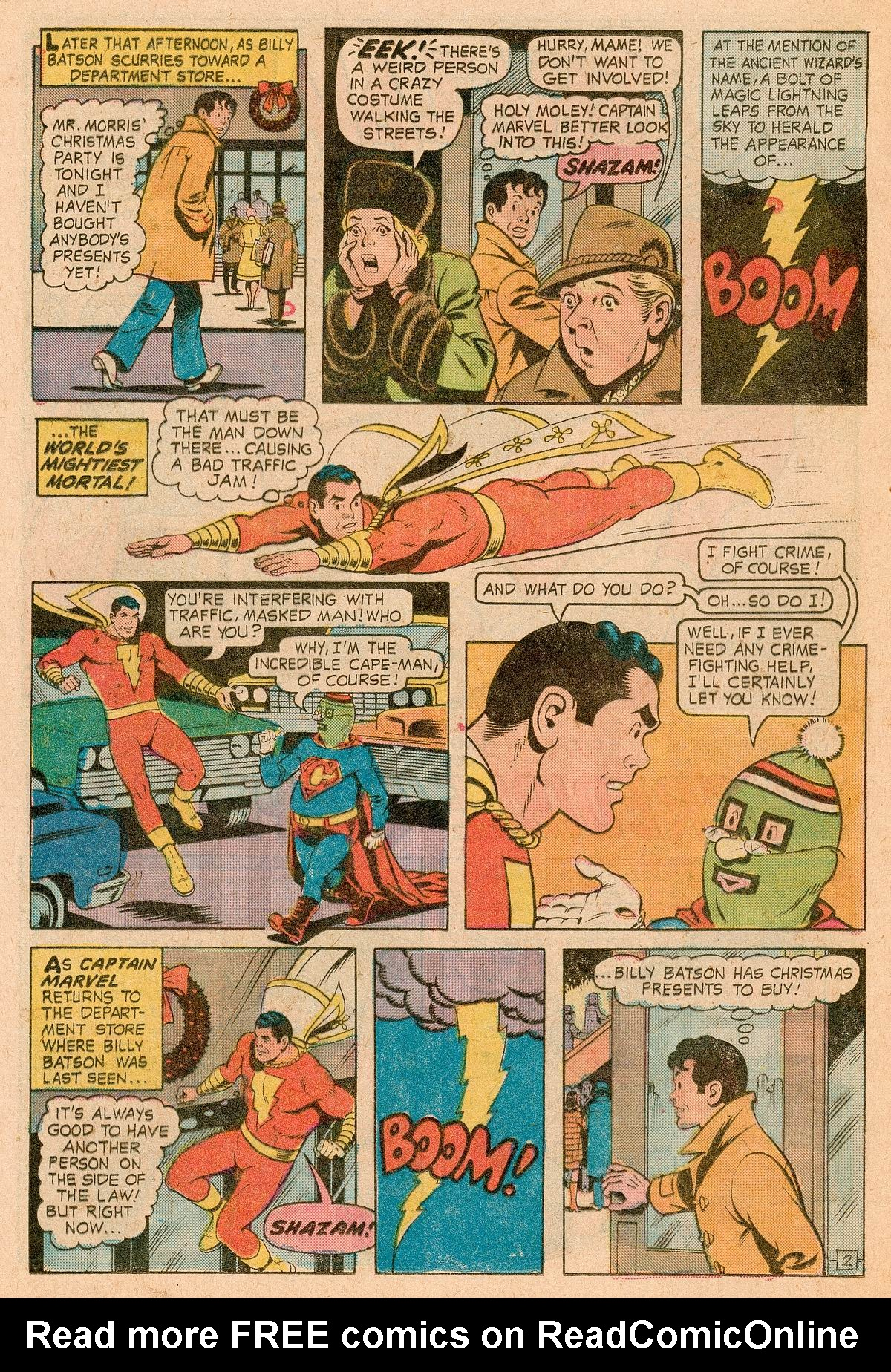 Read online Shazam! (1973) comic -  Issue #11 - 10
