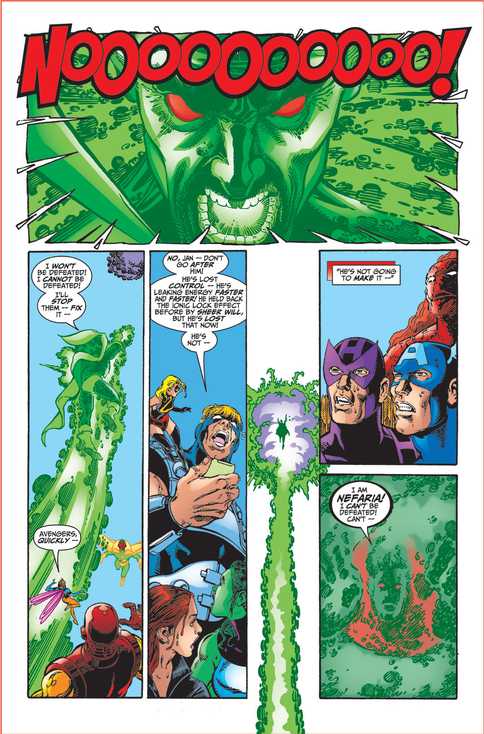 Read online Avengers (1998) comic -  Issue #34 - 31